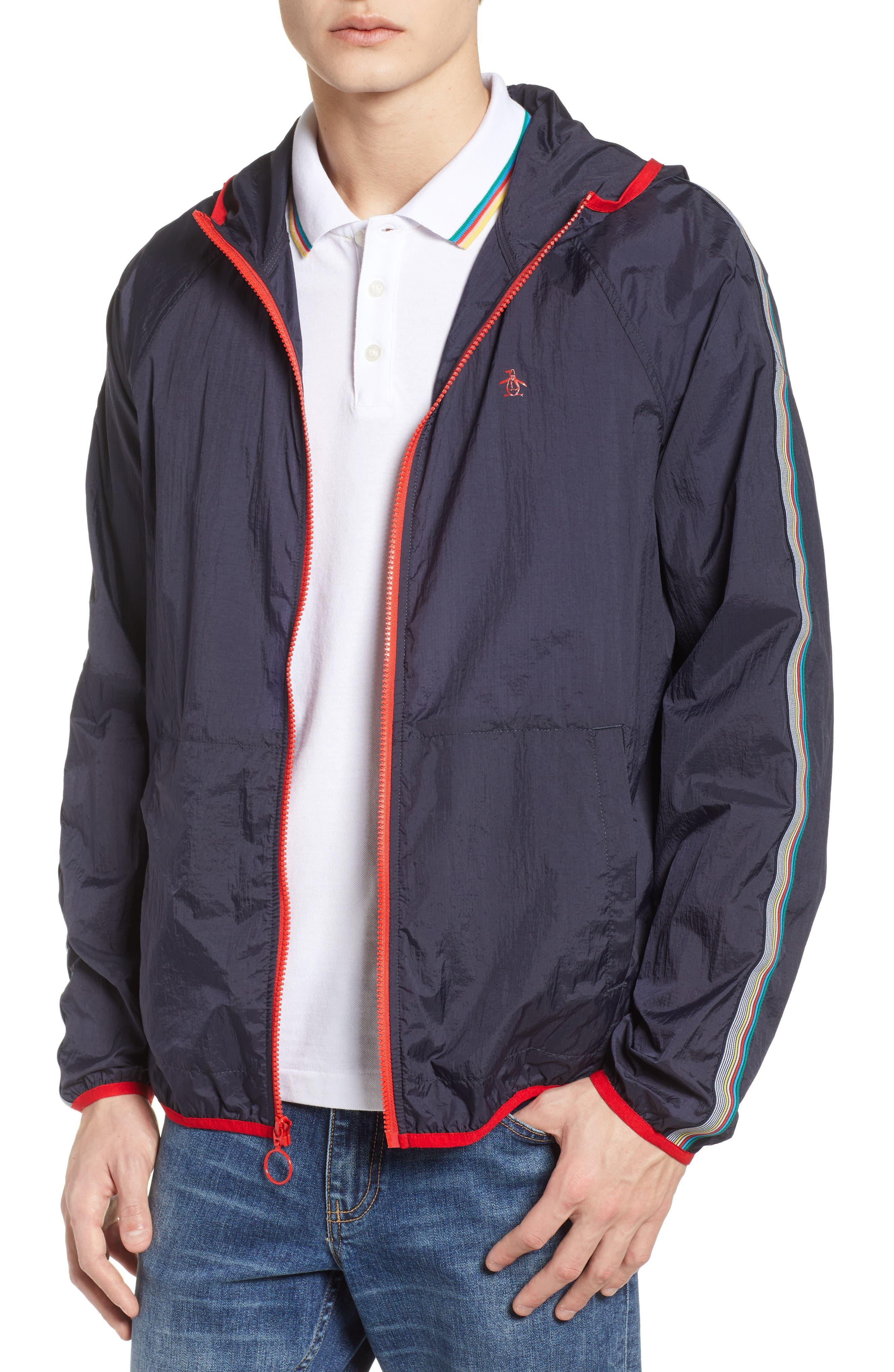 Lightweight Packable Jacket,                             Main thumbnail 1, color,