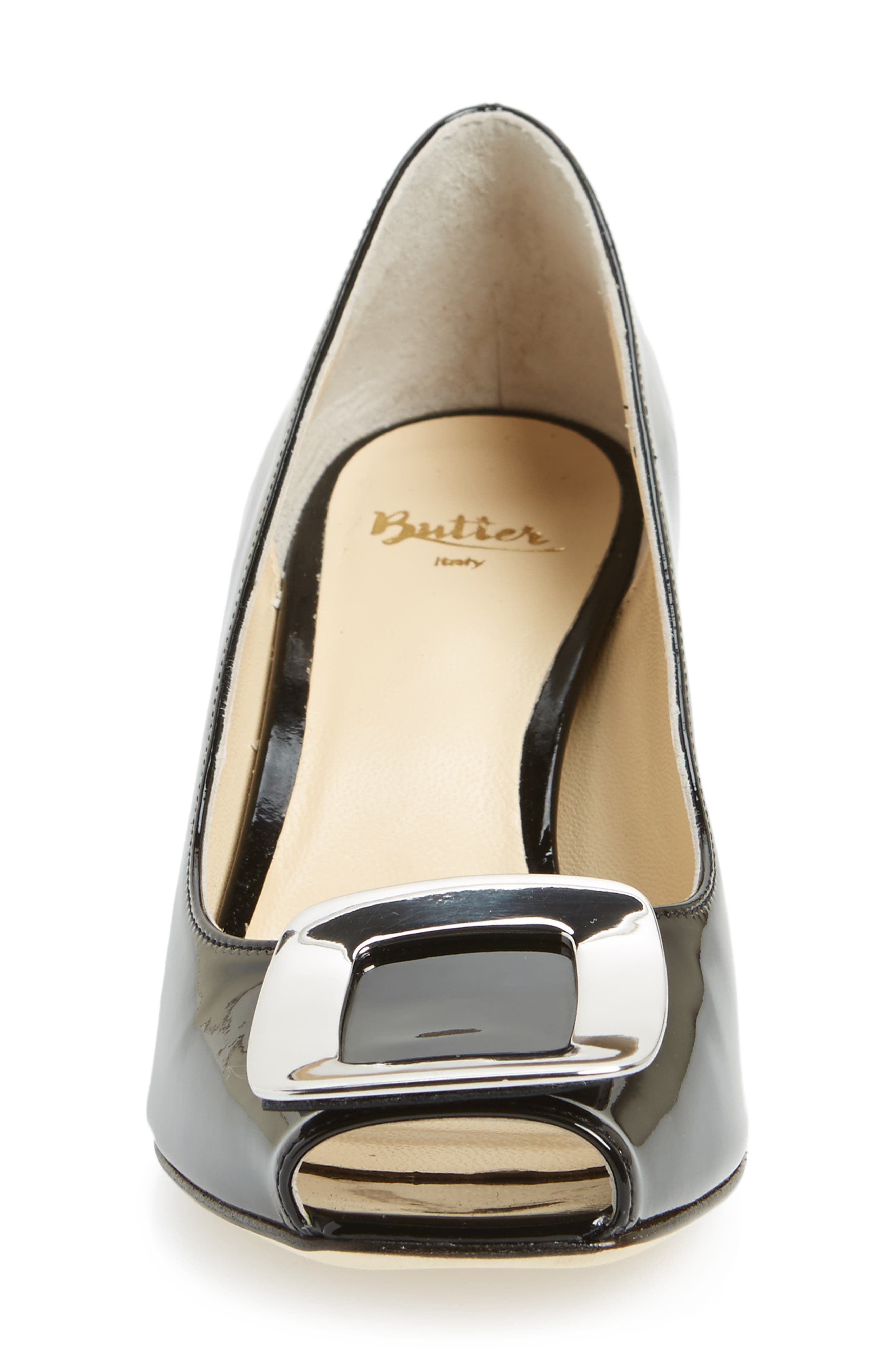 Butter Dalton Pump,                             Alternate thumbnail 4, color,                             001