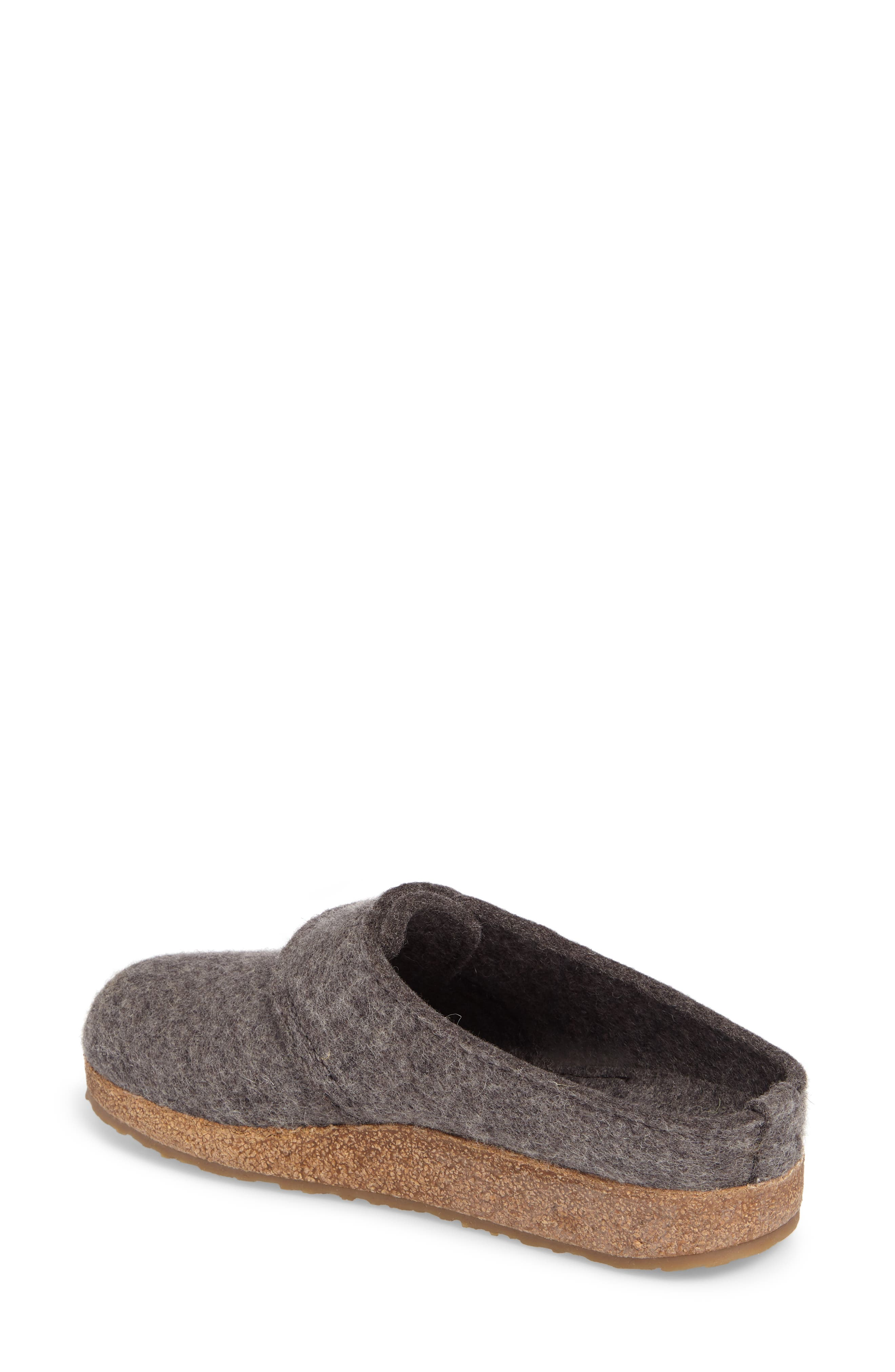 Grizzly Journey Clog Slipper,                             Alternate thumbnail 3, color,