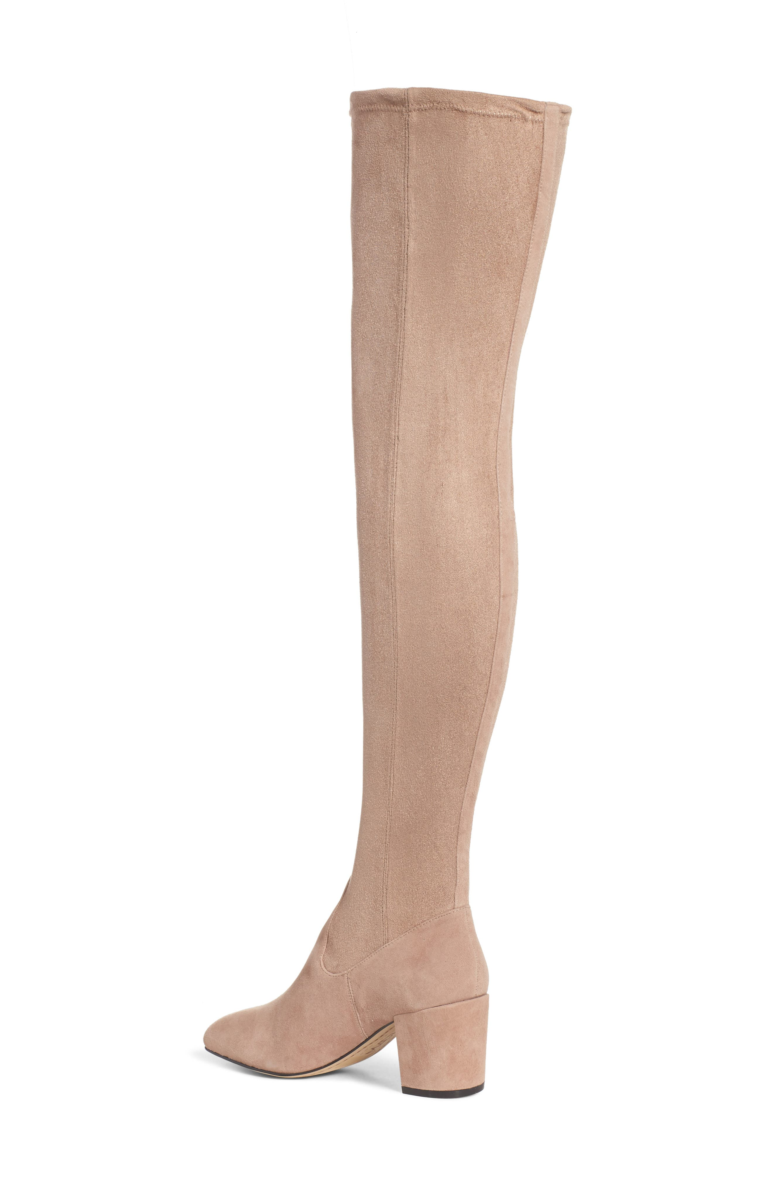 M4D3 Sobrina Over the Knee Boot,                             Alternate thumbnail 4, color,