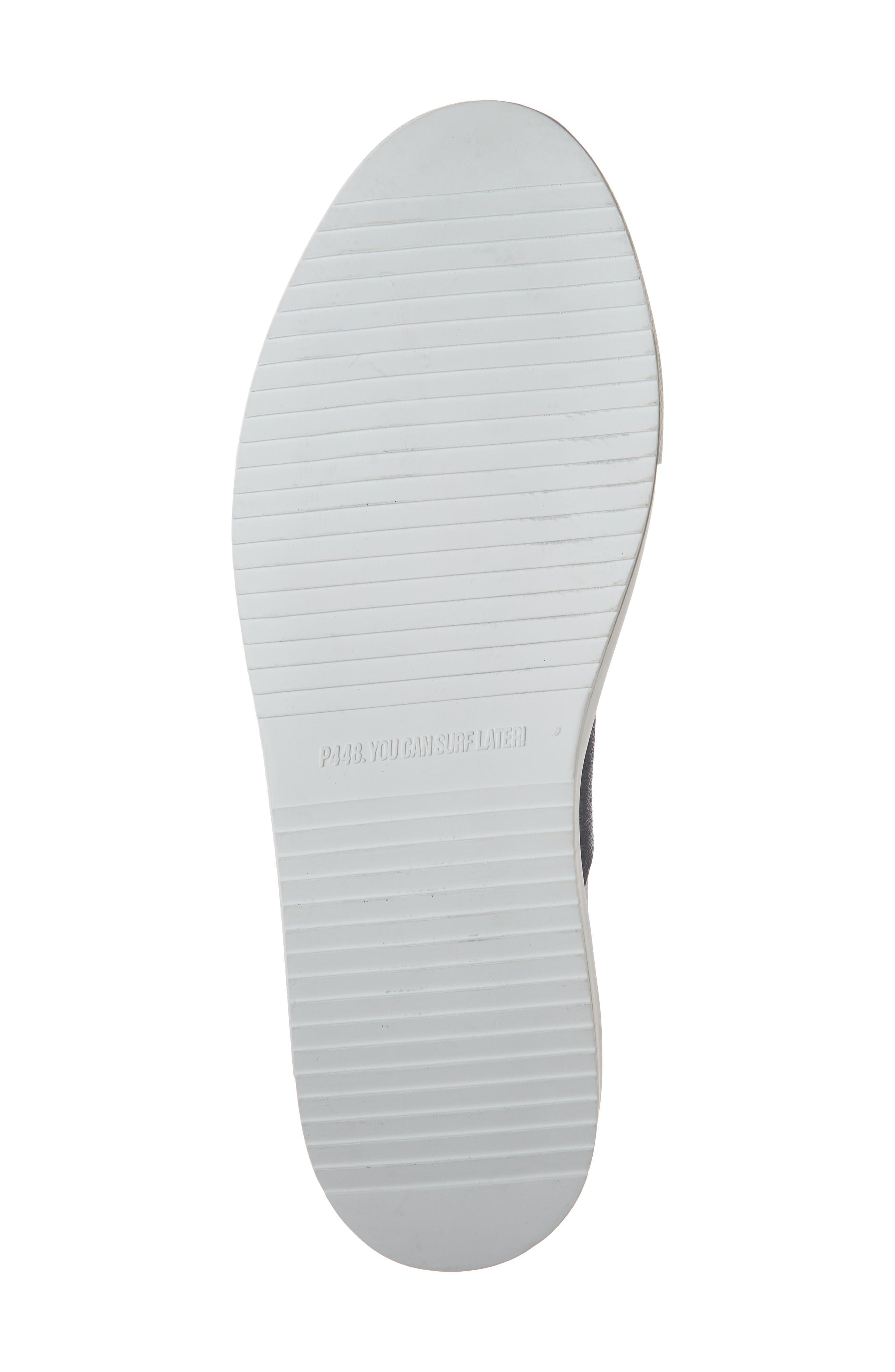 Eleven C Sneaker,                             Alternate thumbnail 6, color,                             NAVY