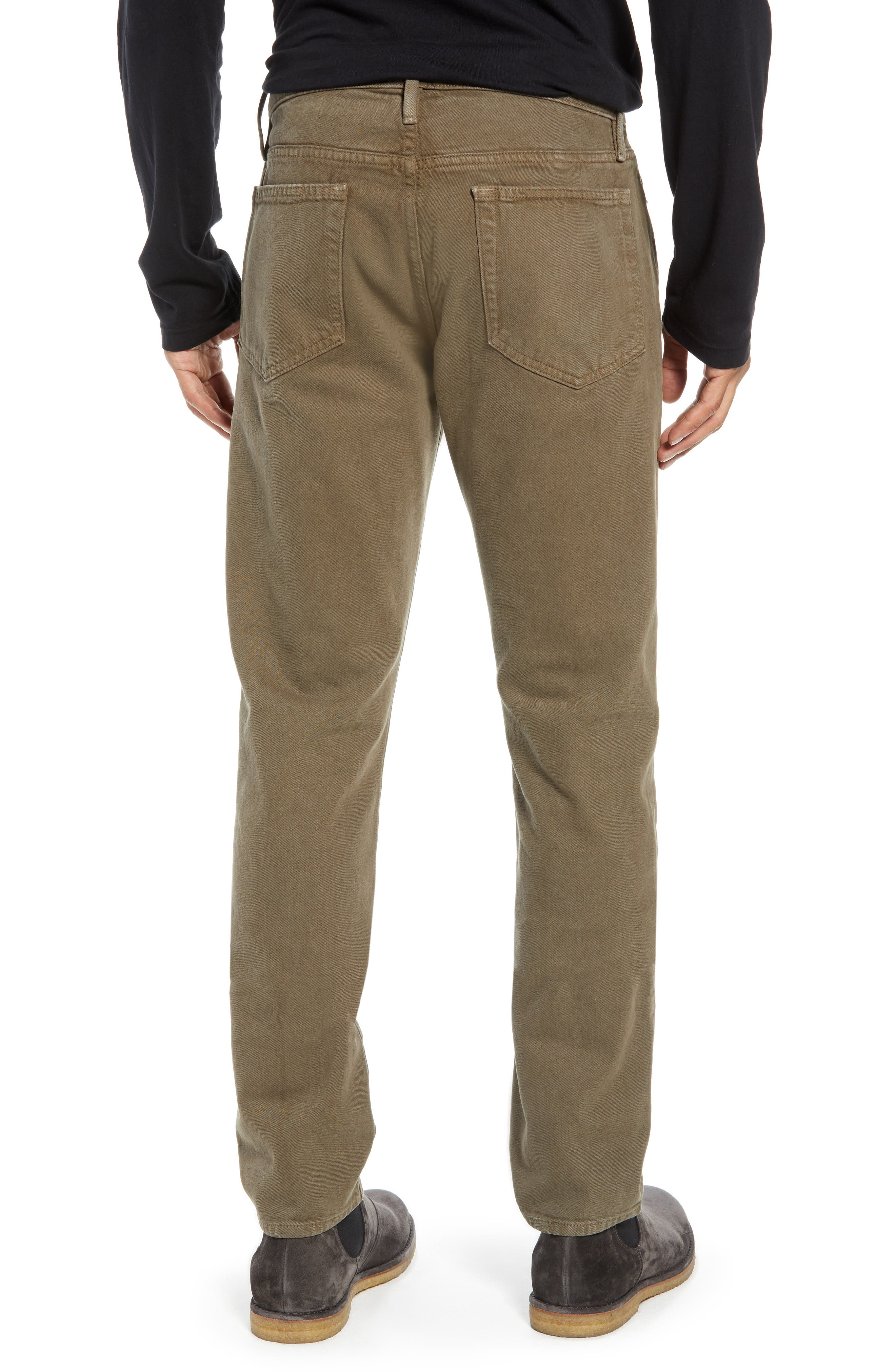 L'Homme Slim Fit Jeans,                             Alternate thumbnail 2, color,                             CORIANDER