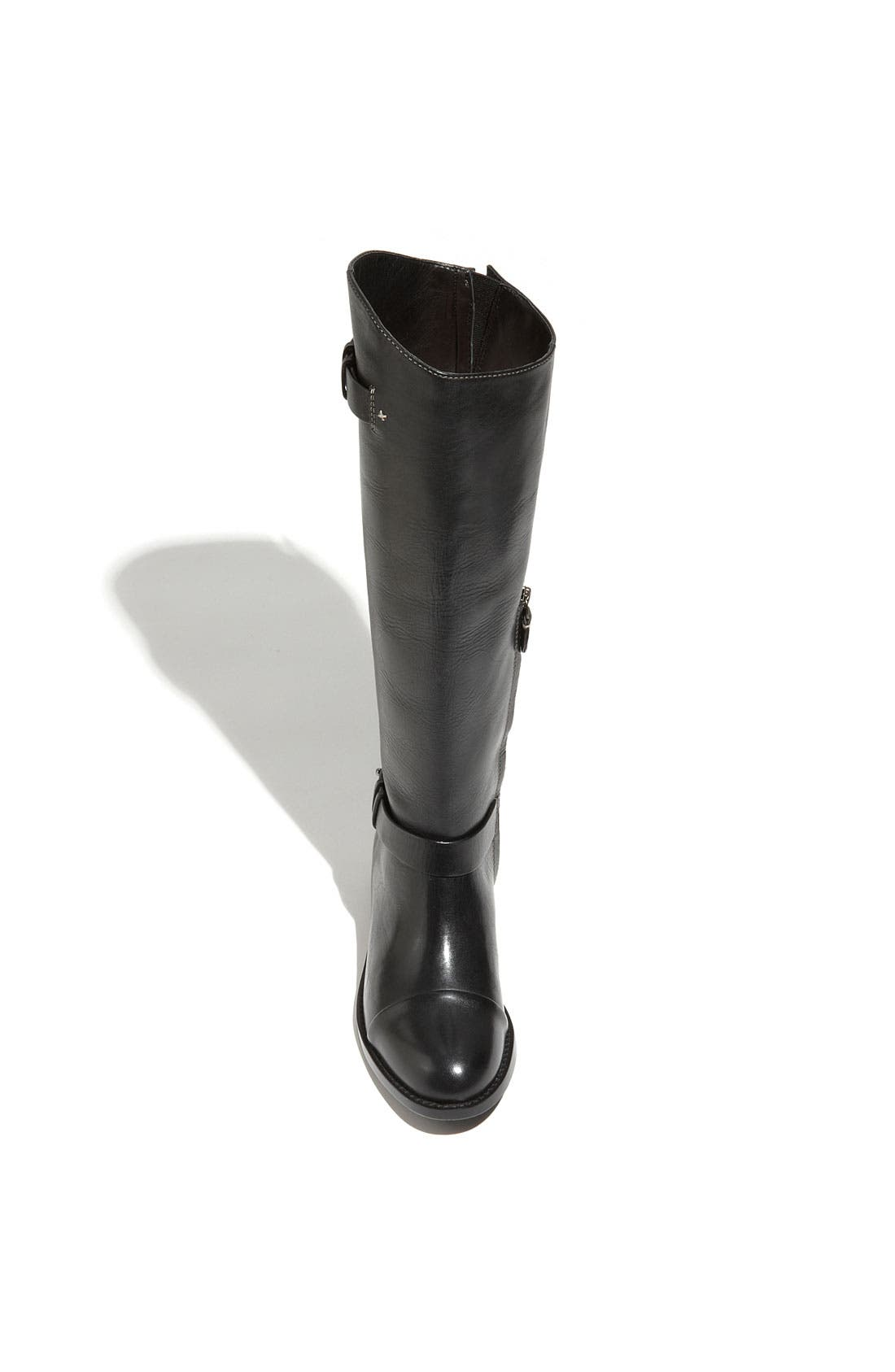 HALOGEN<SUP>®</SUP>,                             HALOGEN KATE TALL RIDING BOOT,                             Alternate thumbnail 2, color,                             001