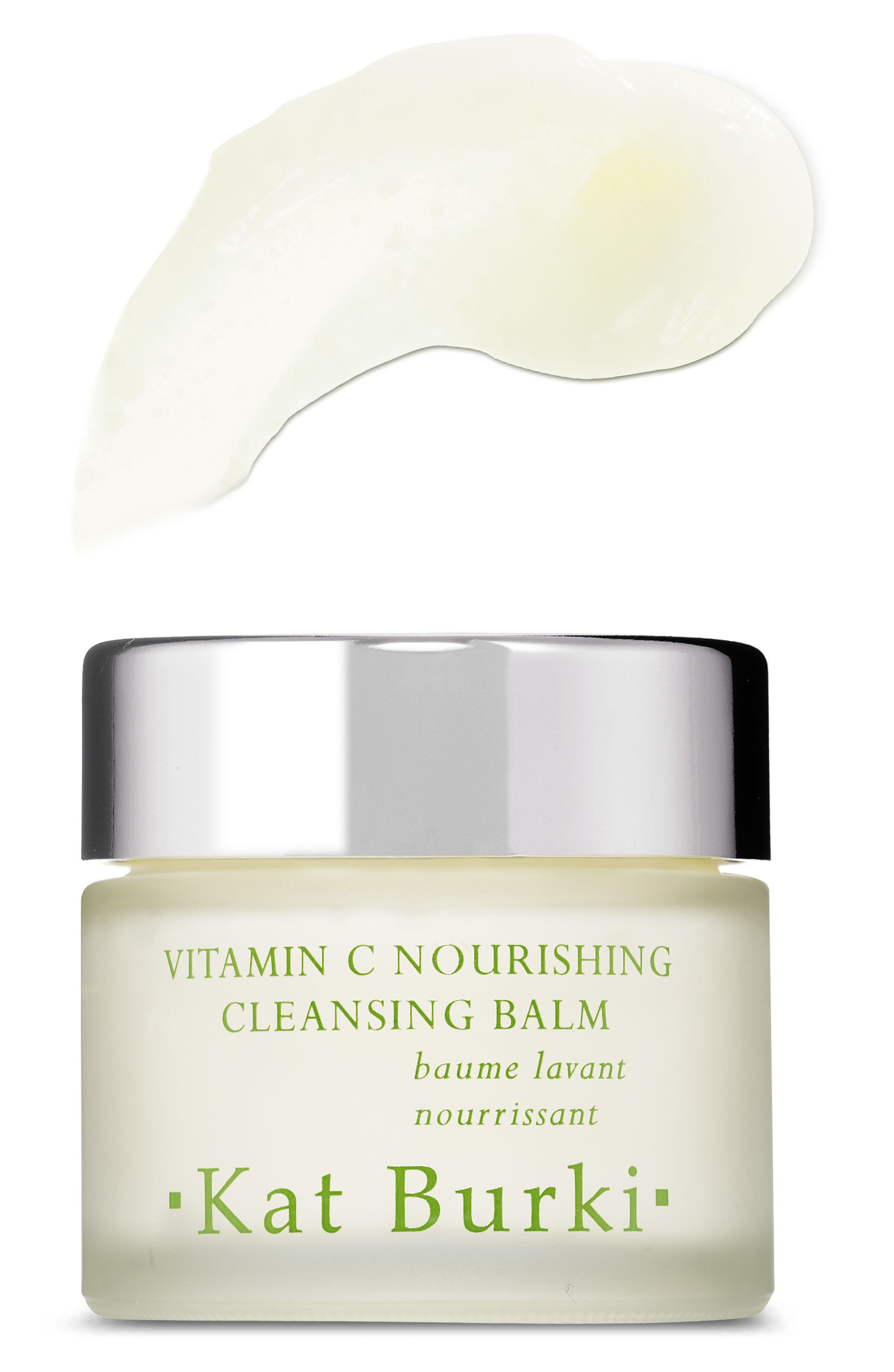 SPACE.NK.apothecary Kat Burki Vitamin C Nourishing Cleansing Balm,                             Alternate thumbnail 2, color,                             NO COLOR