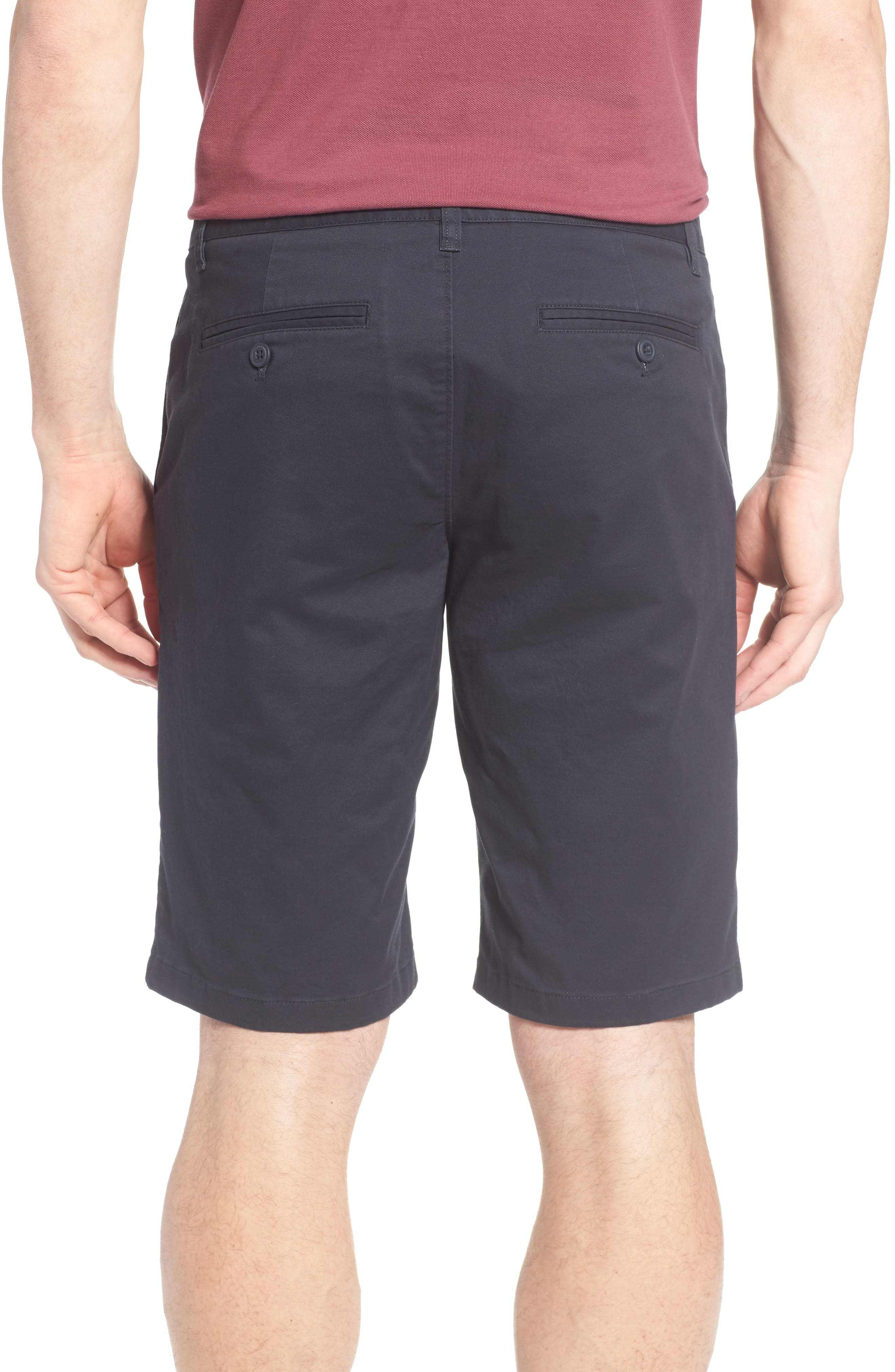 Stretch Washed Chino 11-Inch Shorts,                             Alternate thumbnail 40, color,