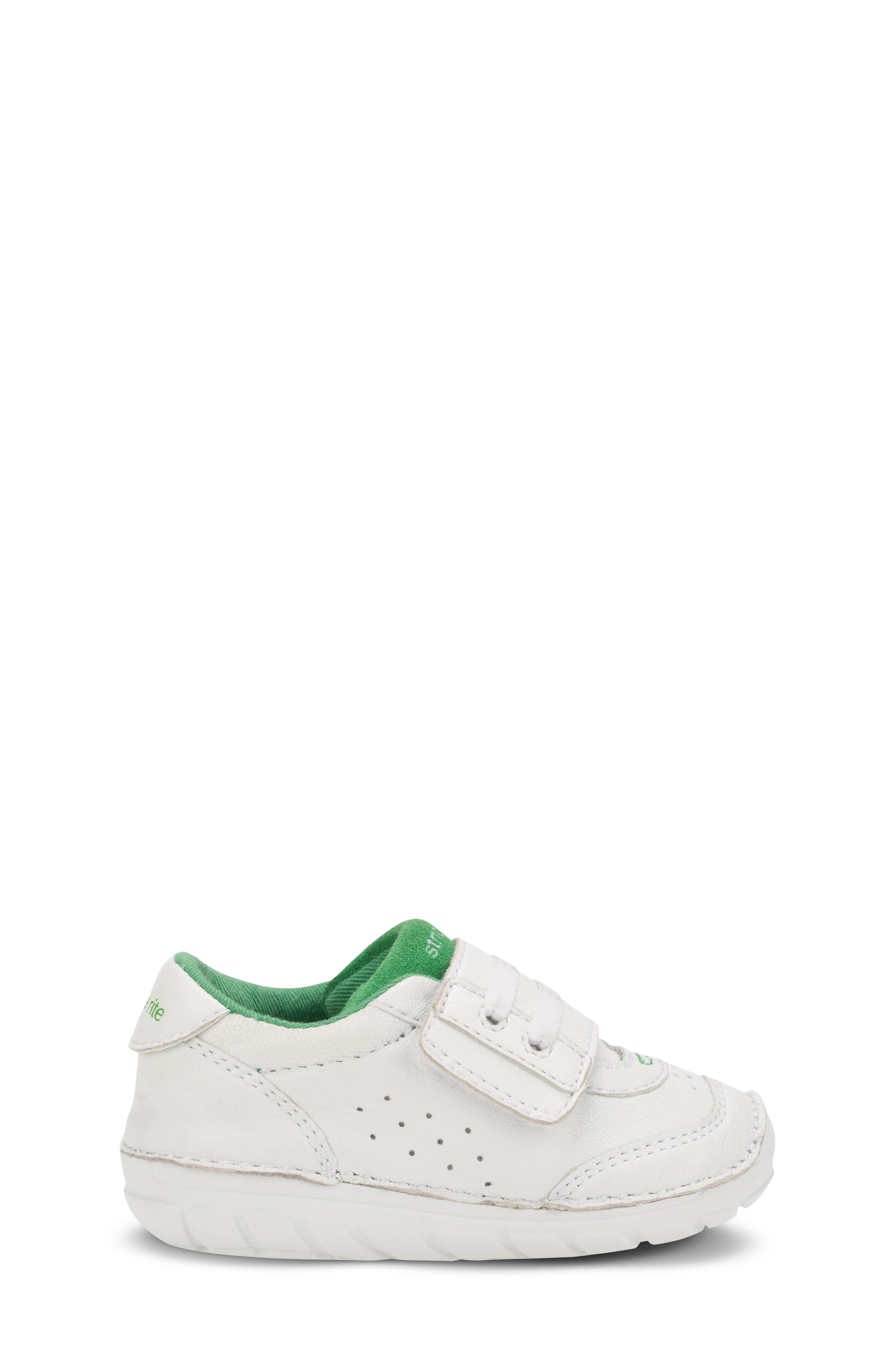 Soft Motion Wyatt Sneaker,                             Alternate thumbnail 3, color,                             WHITE