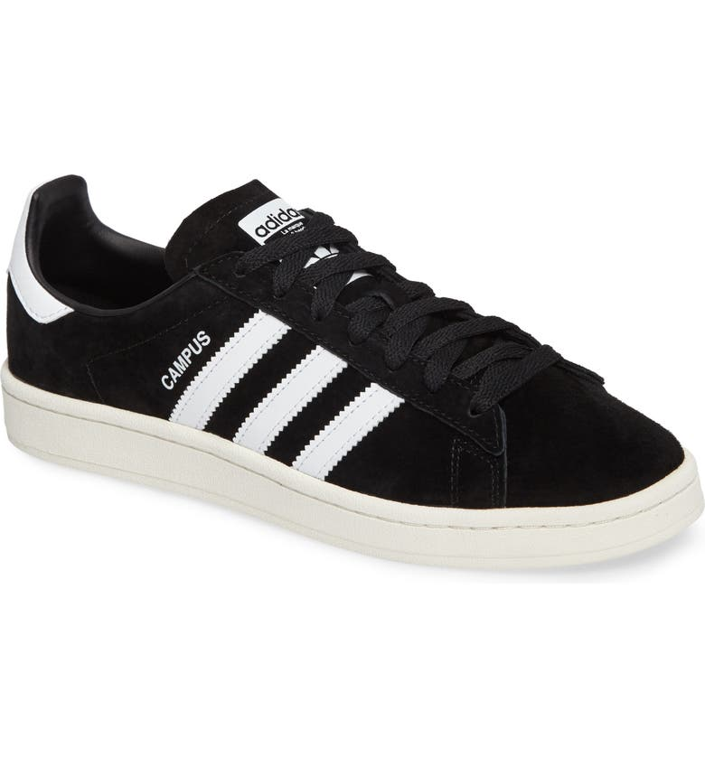 reputable site 252ae 824a2 ADIDAS Campus Sneaker, Main, color, 001