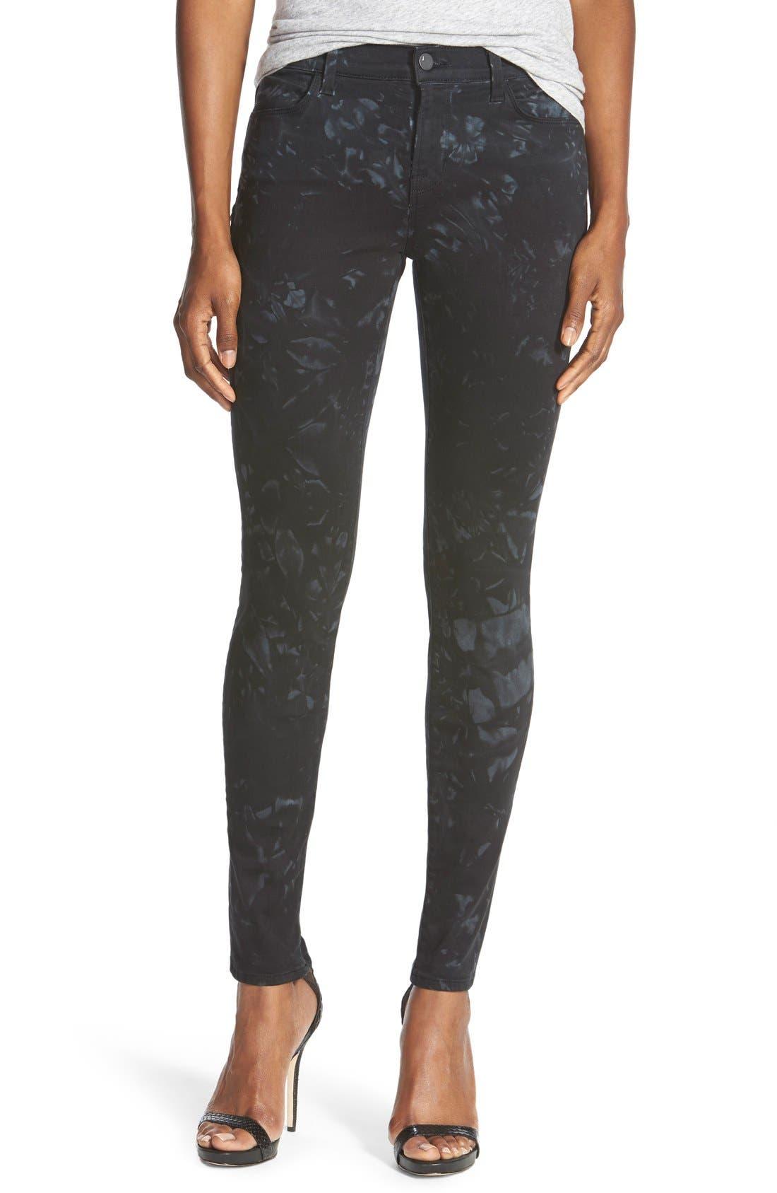 Super Skinny Jeans,                             Main thumbnail 4, color,