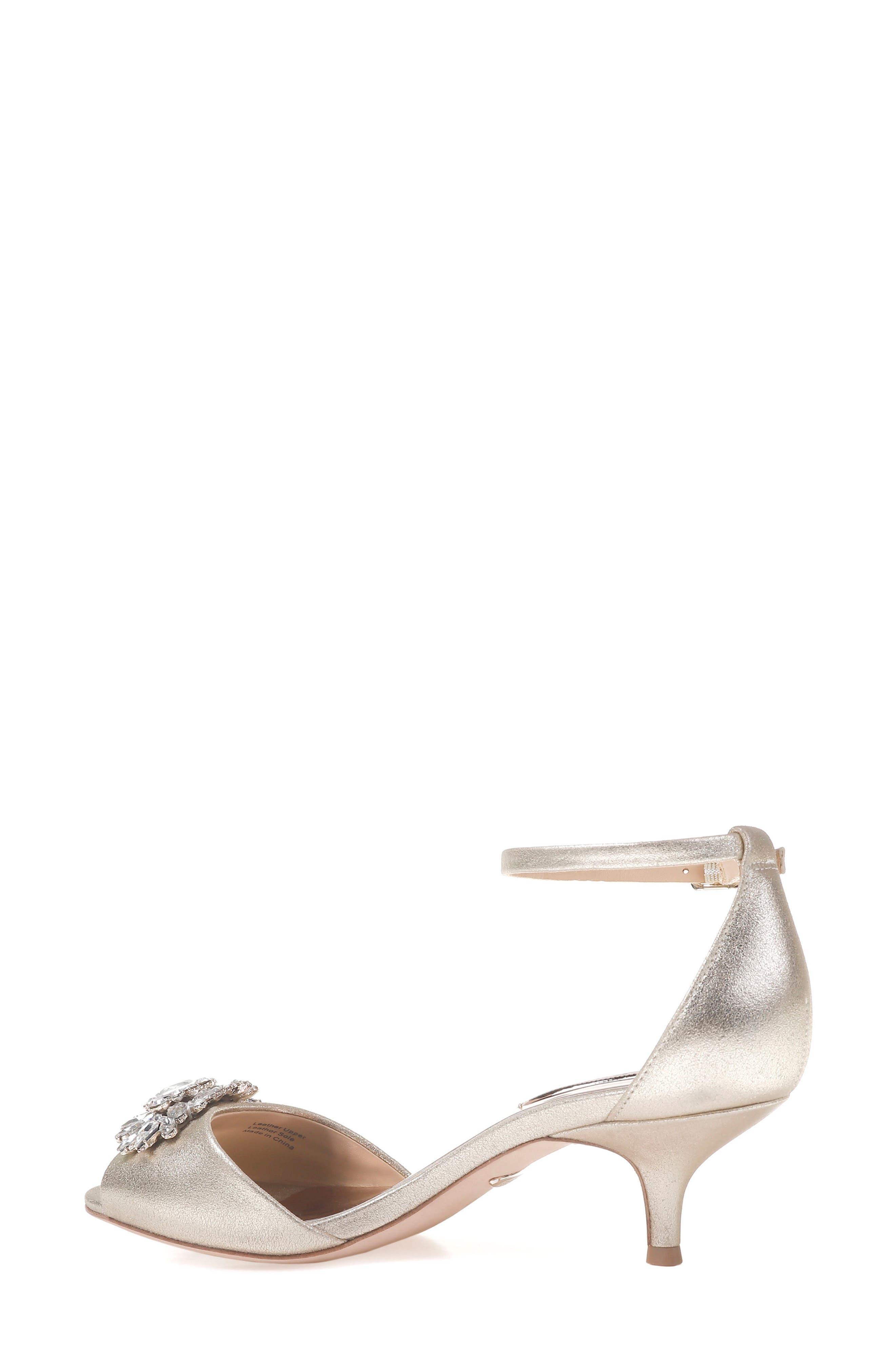 Sainte Crystal Embellished Sandal,                             Alternate thumbnail 10, color,