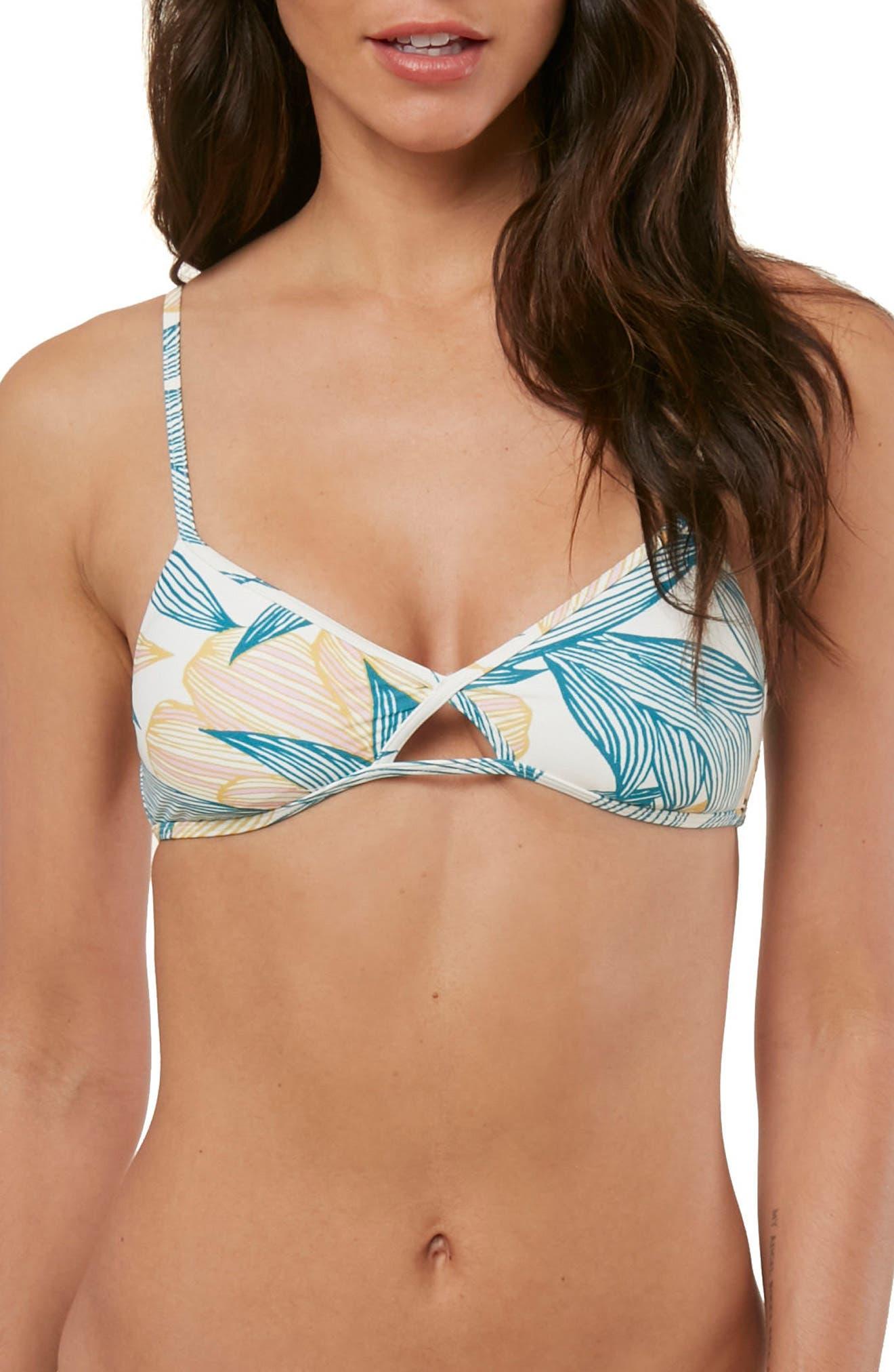 Bethany Bralette Bikini Top,                             Main thumbnail 1, color,                             413