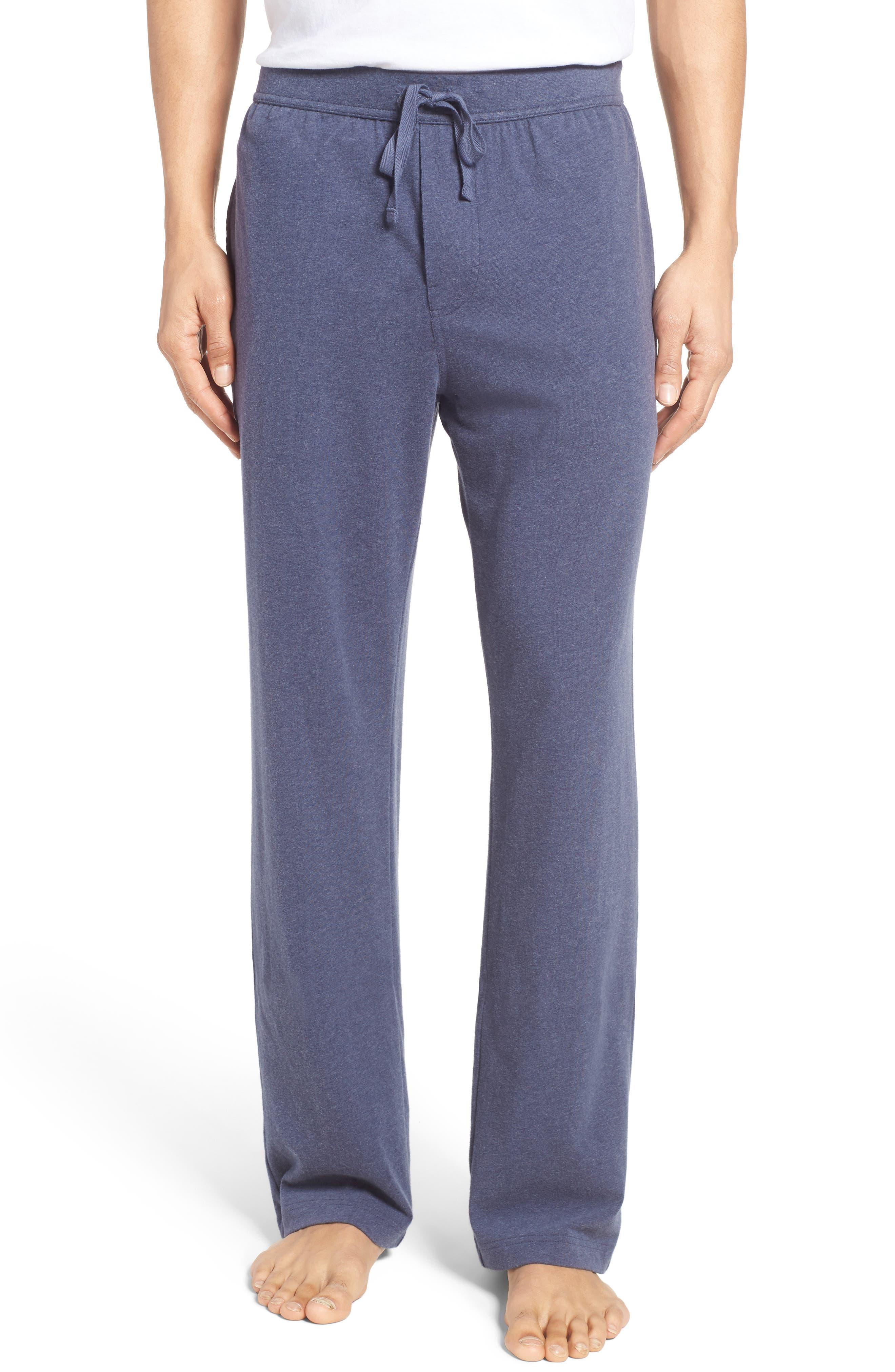 Stretch Cotton Lounge Pants,                             Main thumbnail 2, color,