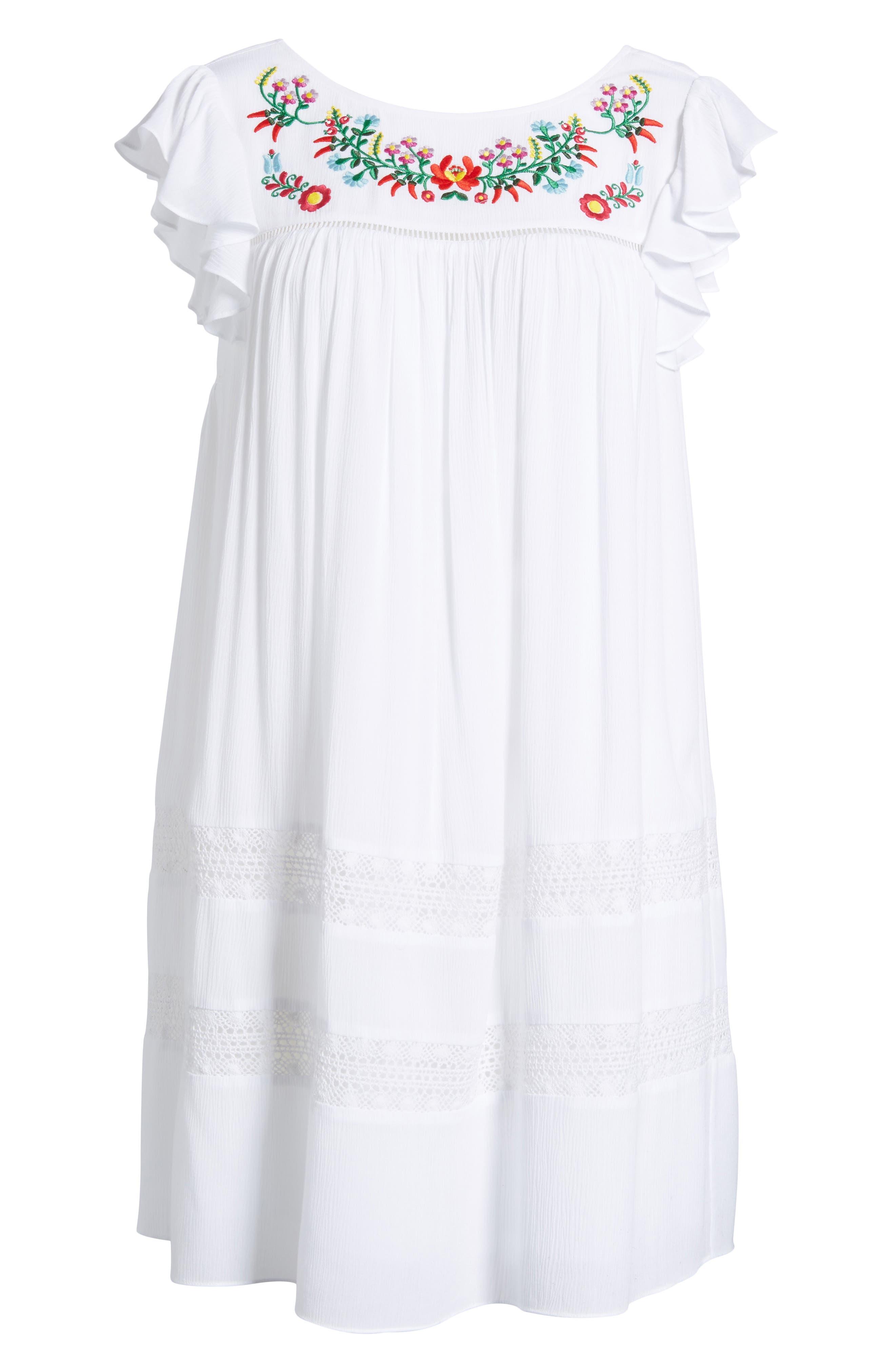 Boca Dress,                             Alternate thumbnail 6, color,                             100