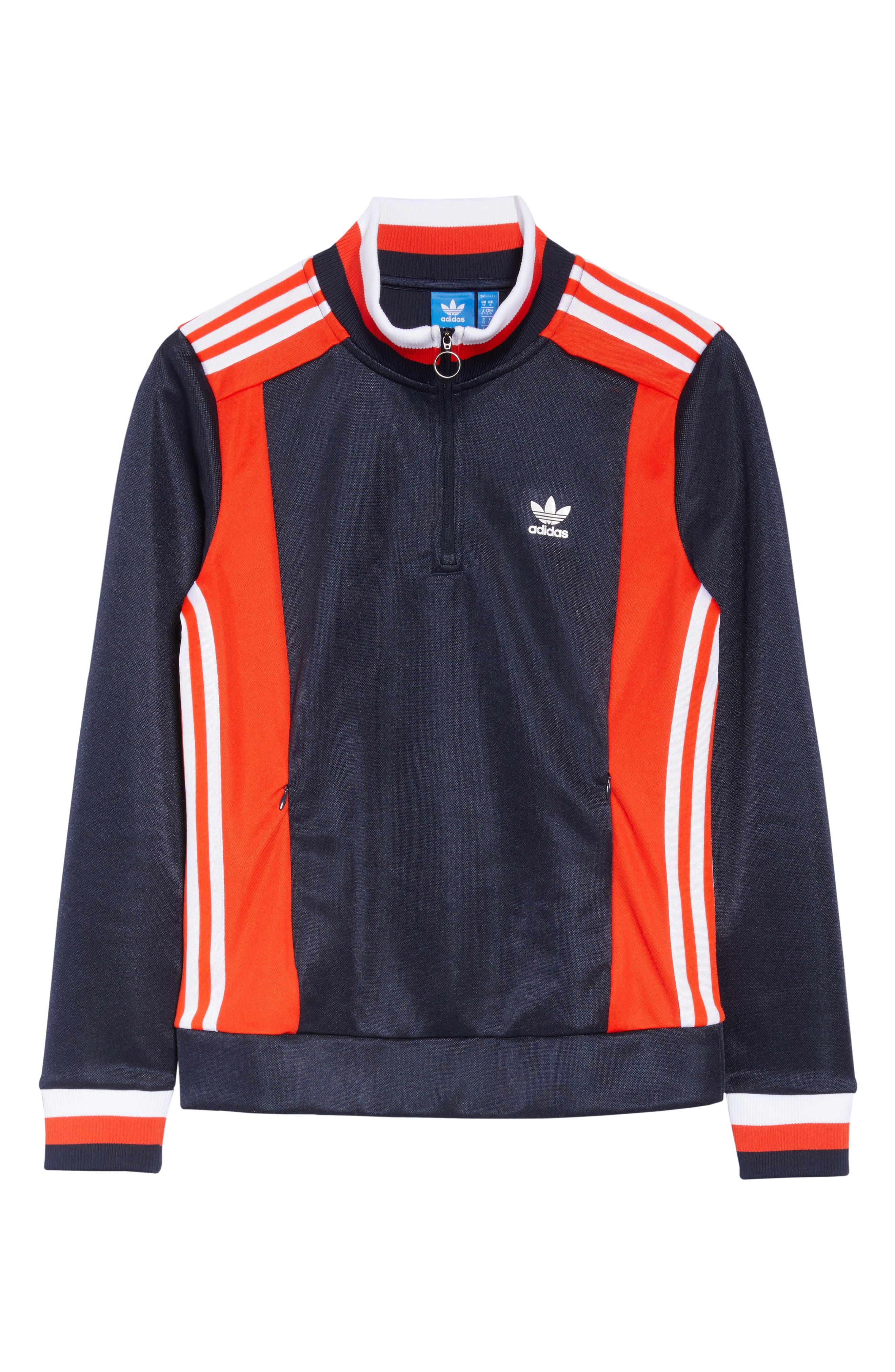 Originals Osaka Track Jacket,                             Alternate thumbnail 6, color,                             408