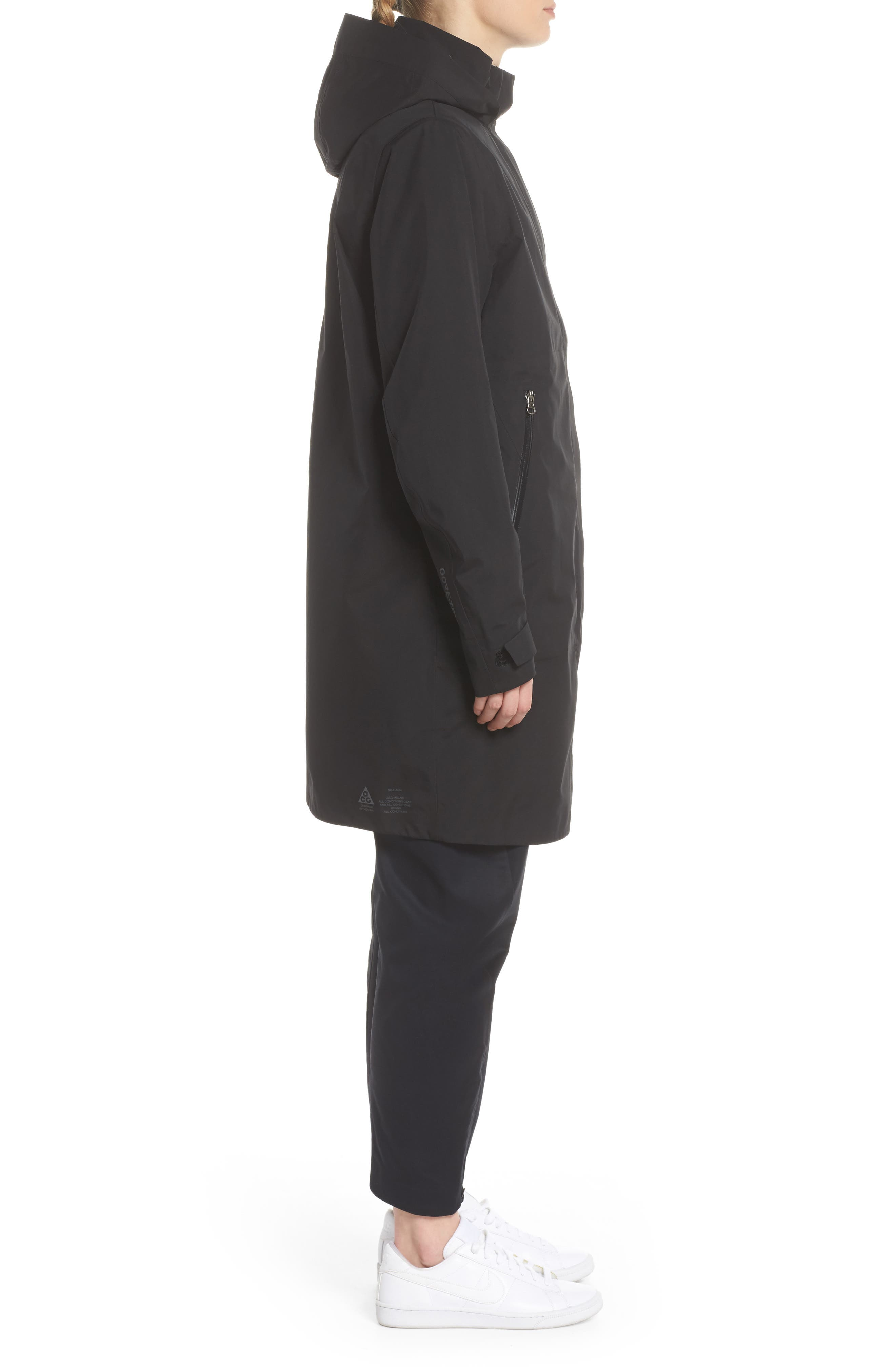 NikeLab ACG 3-in-1 System Women's Coat,                             Alternate thumbnail 4, color,                             010