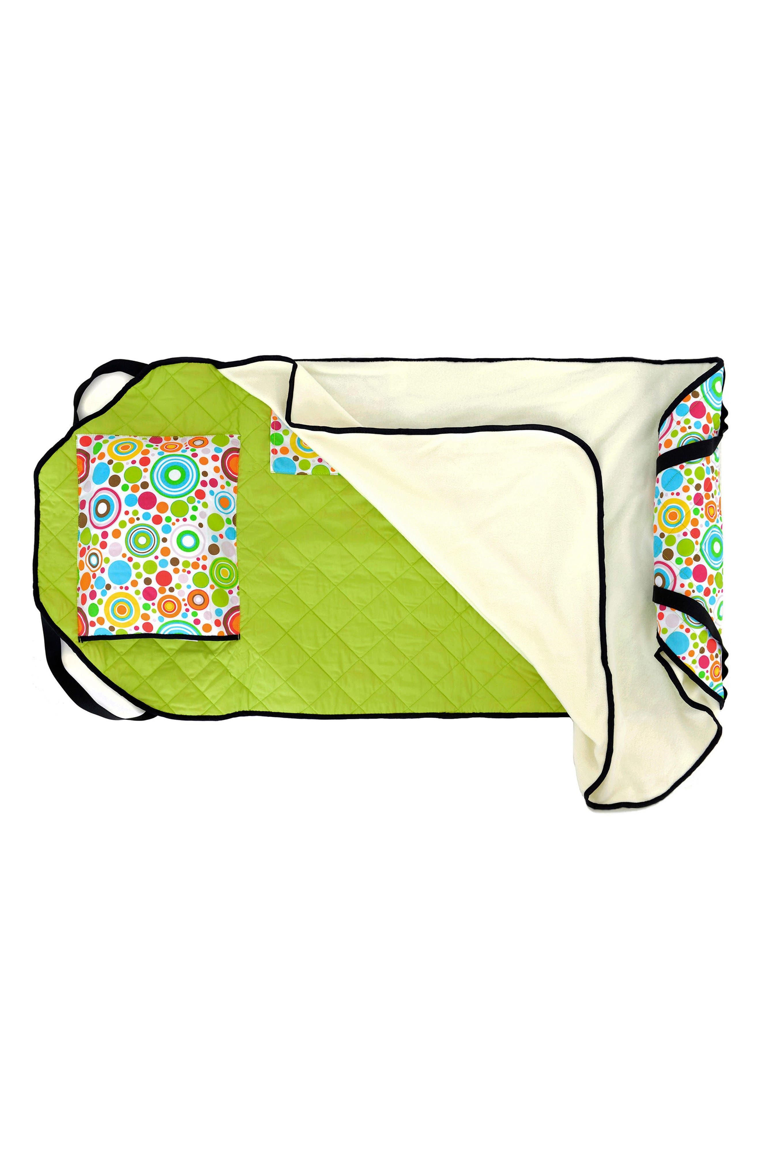 Tot Cot<sup>®</sup> Portable Nap Cot Bedding,                         Main,                         color, 100
