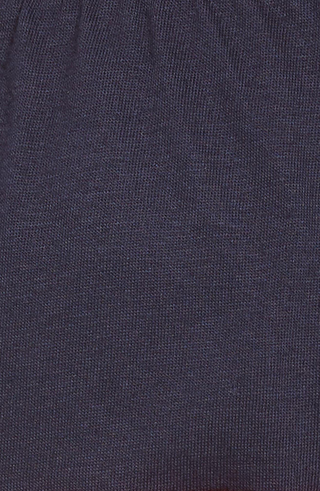 Colorblock Knit Boxers,                             Alternate thumbnail 5, color,