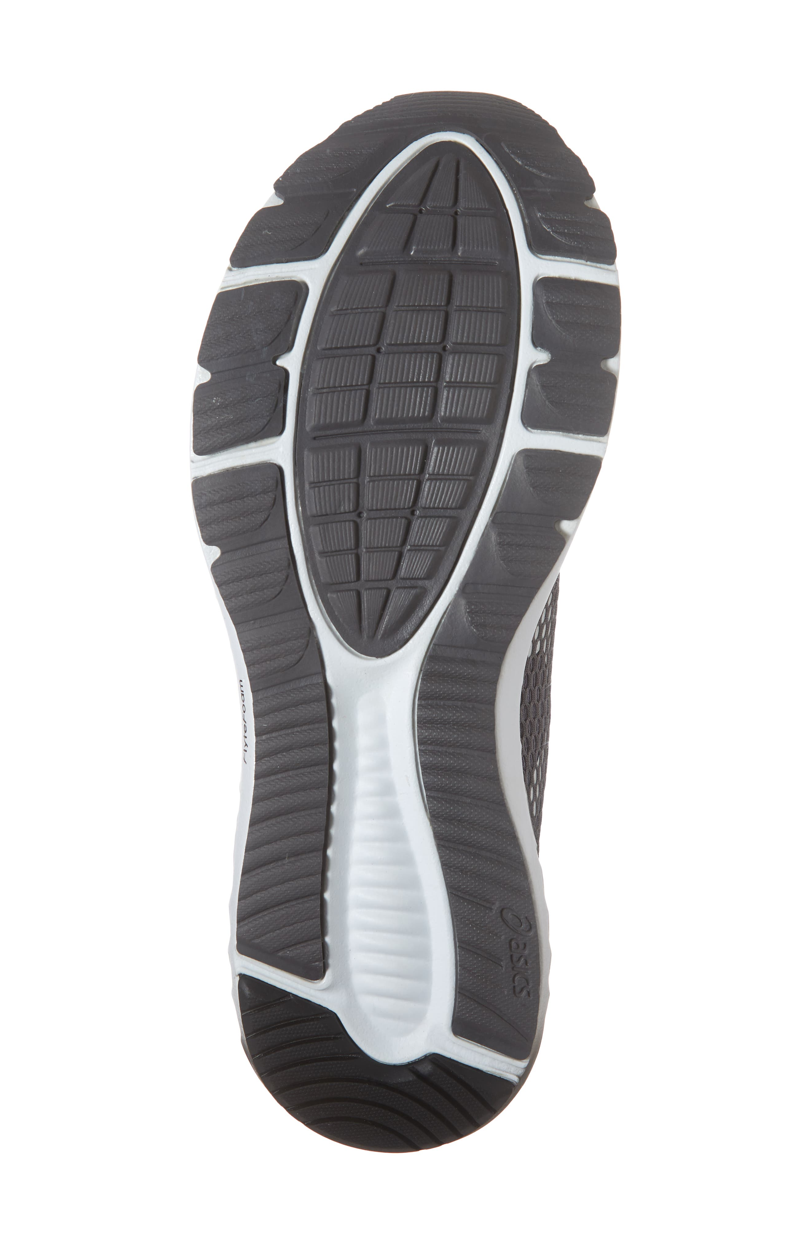 Roadhawk FF 2 Running Shoe,                             Alternate thumbnail 6, color,                             CARBON/ WHITE