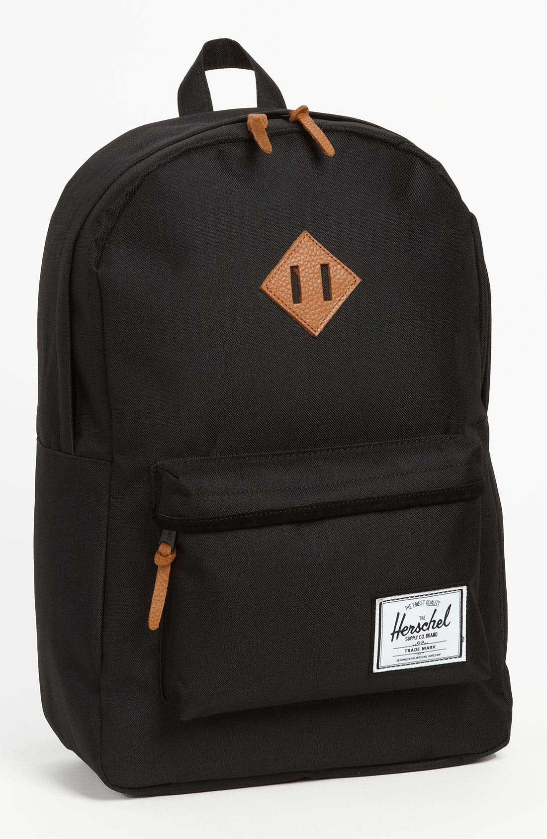 HERSCHEL SUPPLY CO. 'Heritage Plus' Backpack, Main, color, 001