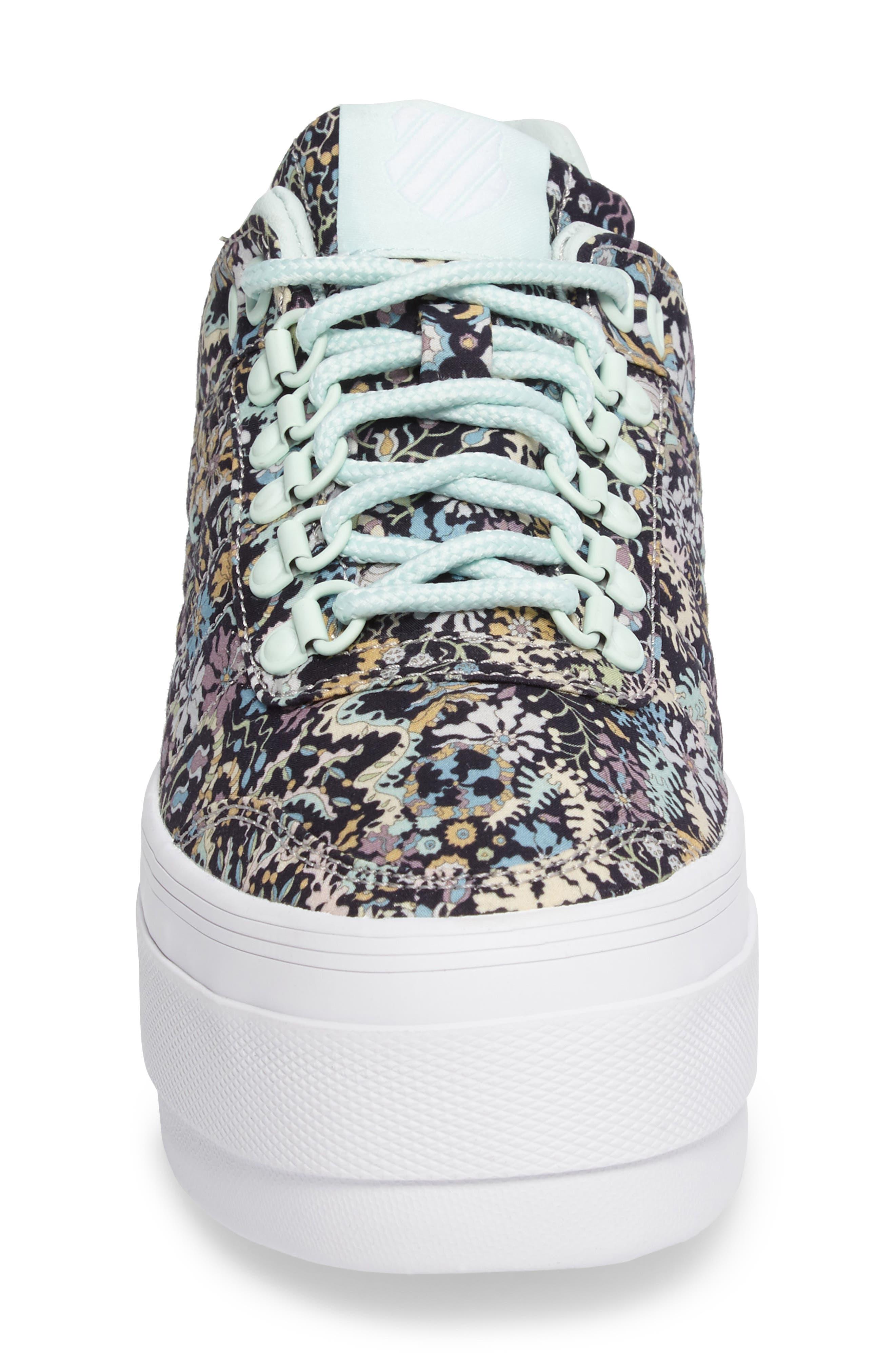 Gstaad Flatform Sneaker,                             Alternate thumbnail 4, color,                             040
