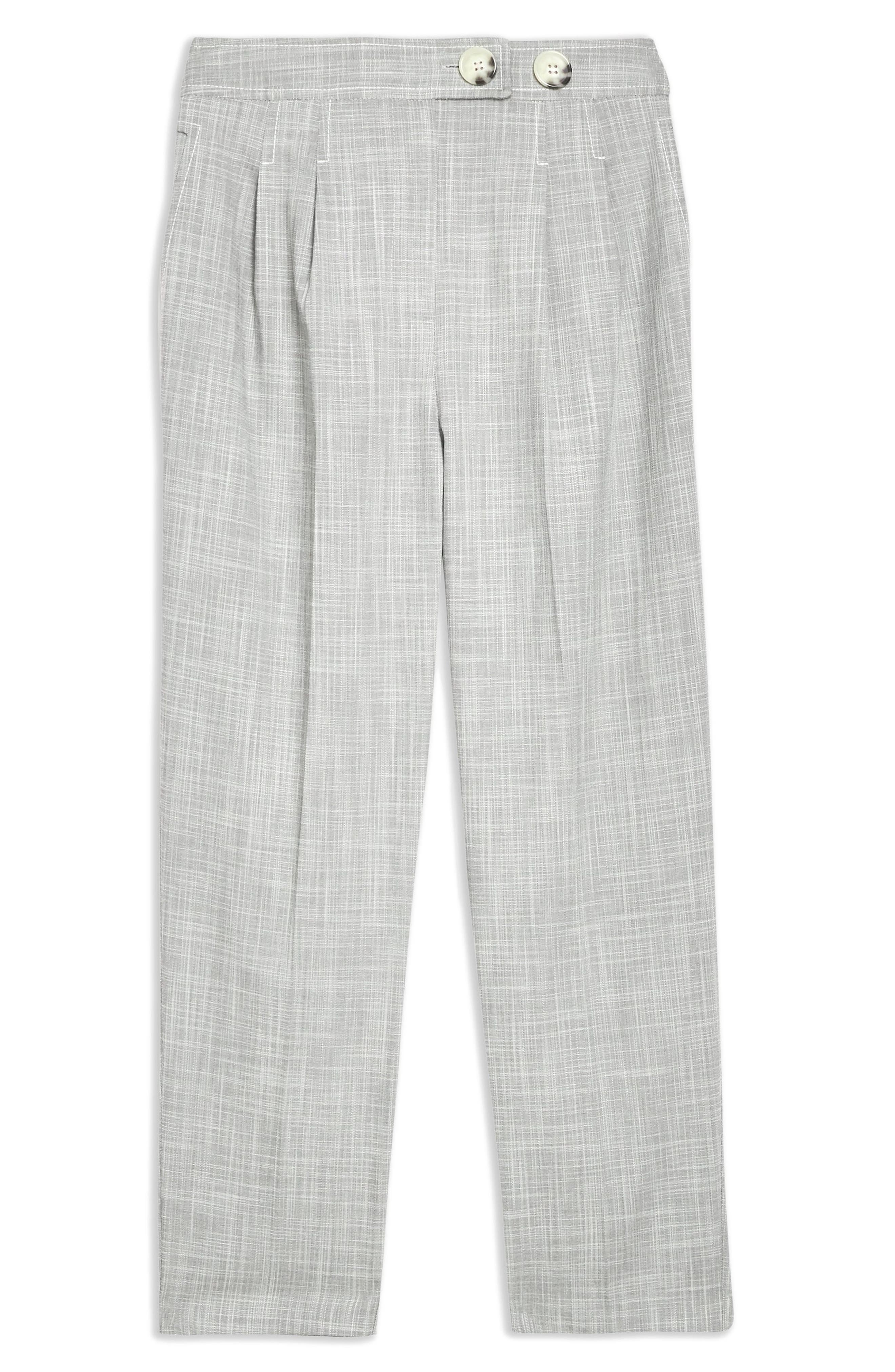 Tonic Tapered Trousers,                             Alternate thumbnail 3, color,                             GREY
