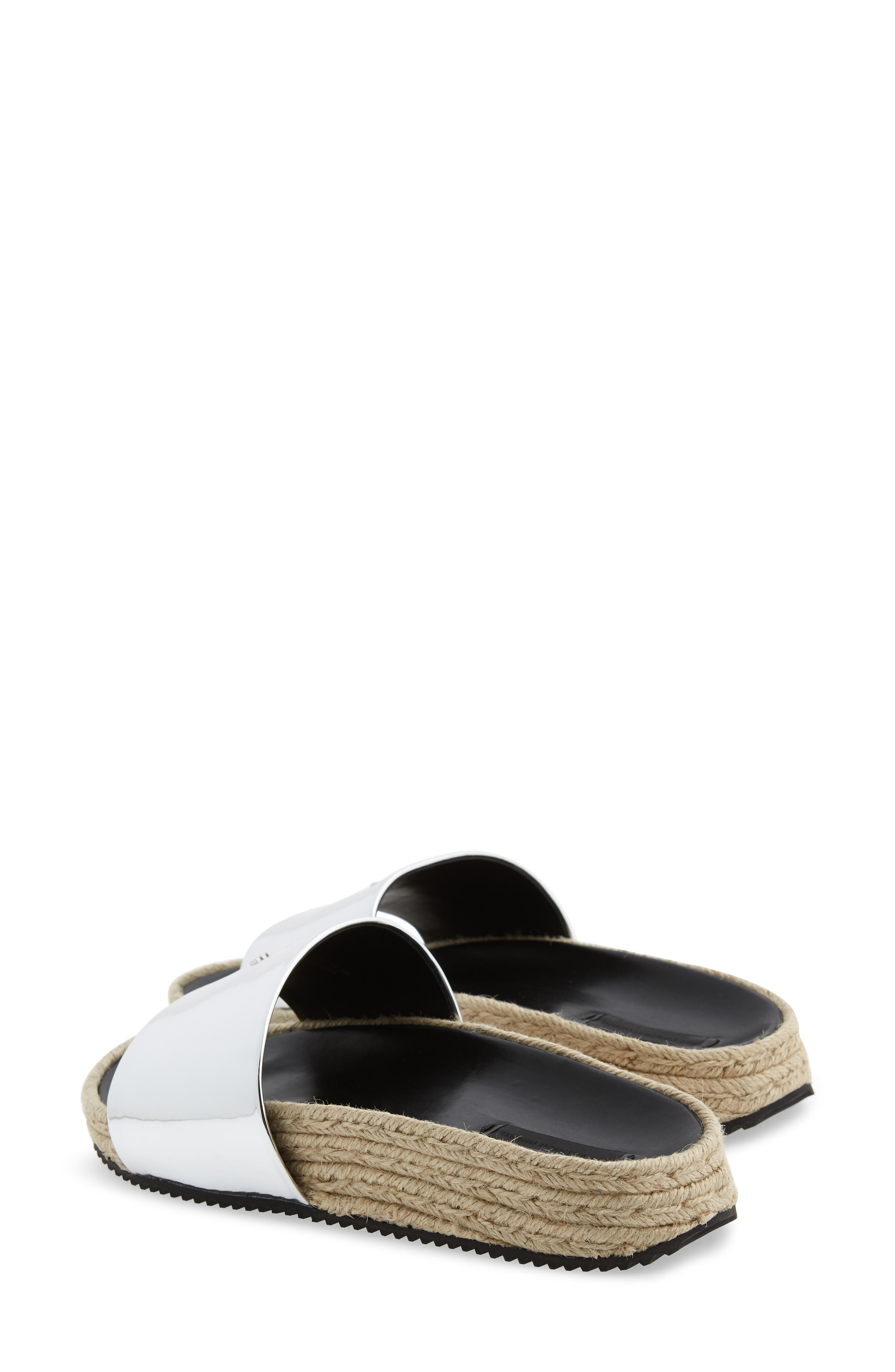 Suki Espadrille Slide Sandal,                             Alternate thumbnail 3, color,                             043