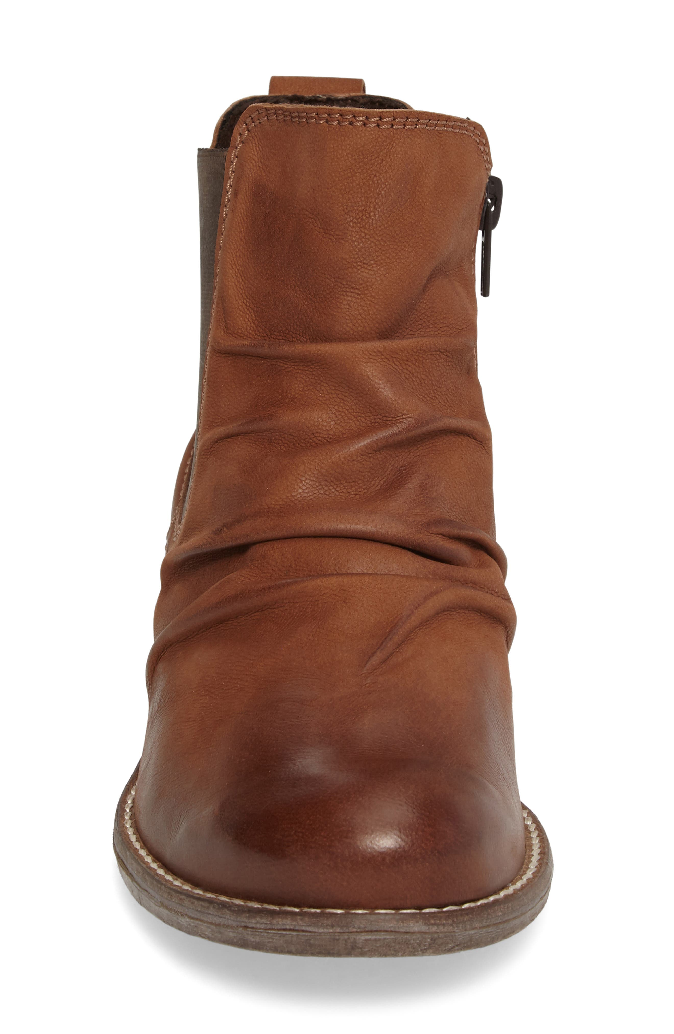 Sienna 59 Slouchy Chelsea Bootie,                             Alternate thumbnail 8, color,