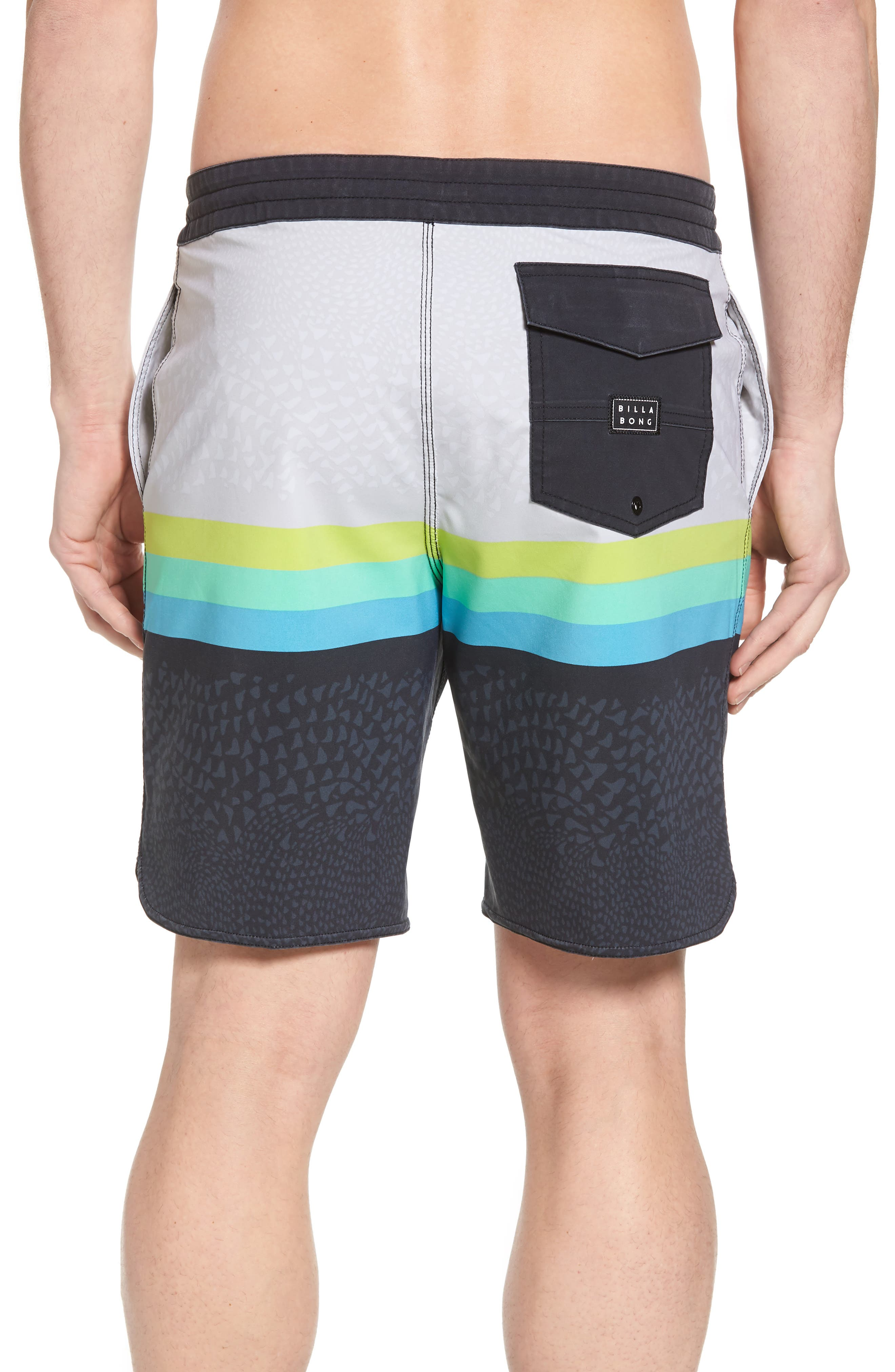Fifty50 Low Tide Swim Trunks,                             Alternate thumbnail 7, color,