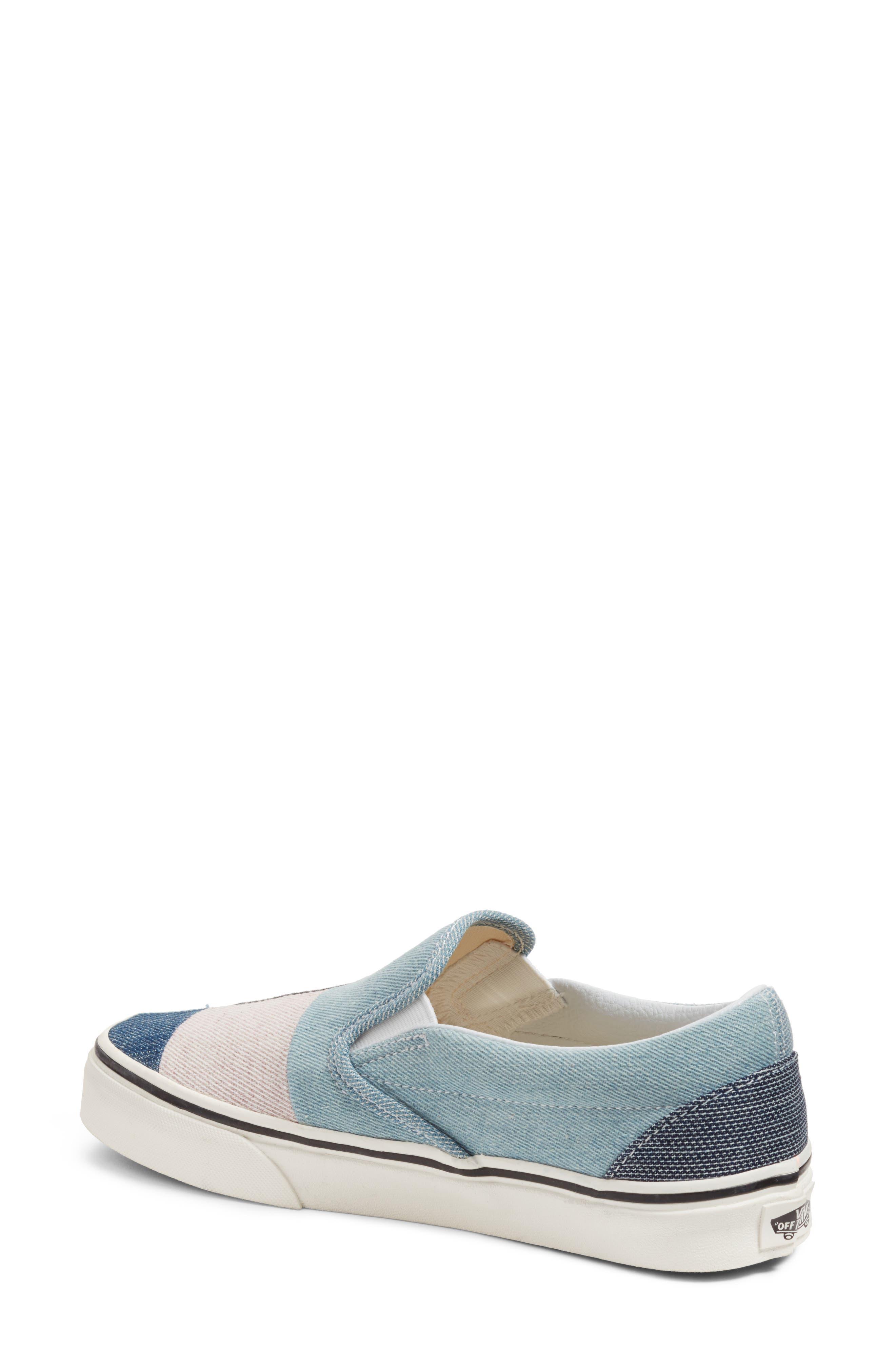 Classic Slip-On Sneaker,                             Alternate thumbnail 113, color,