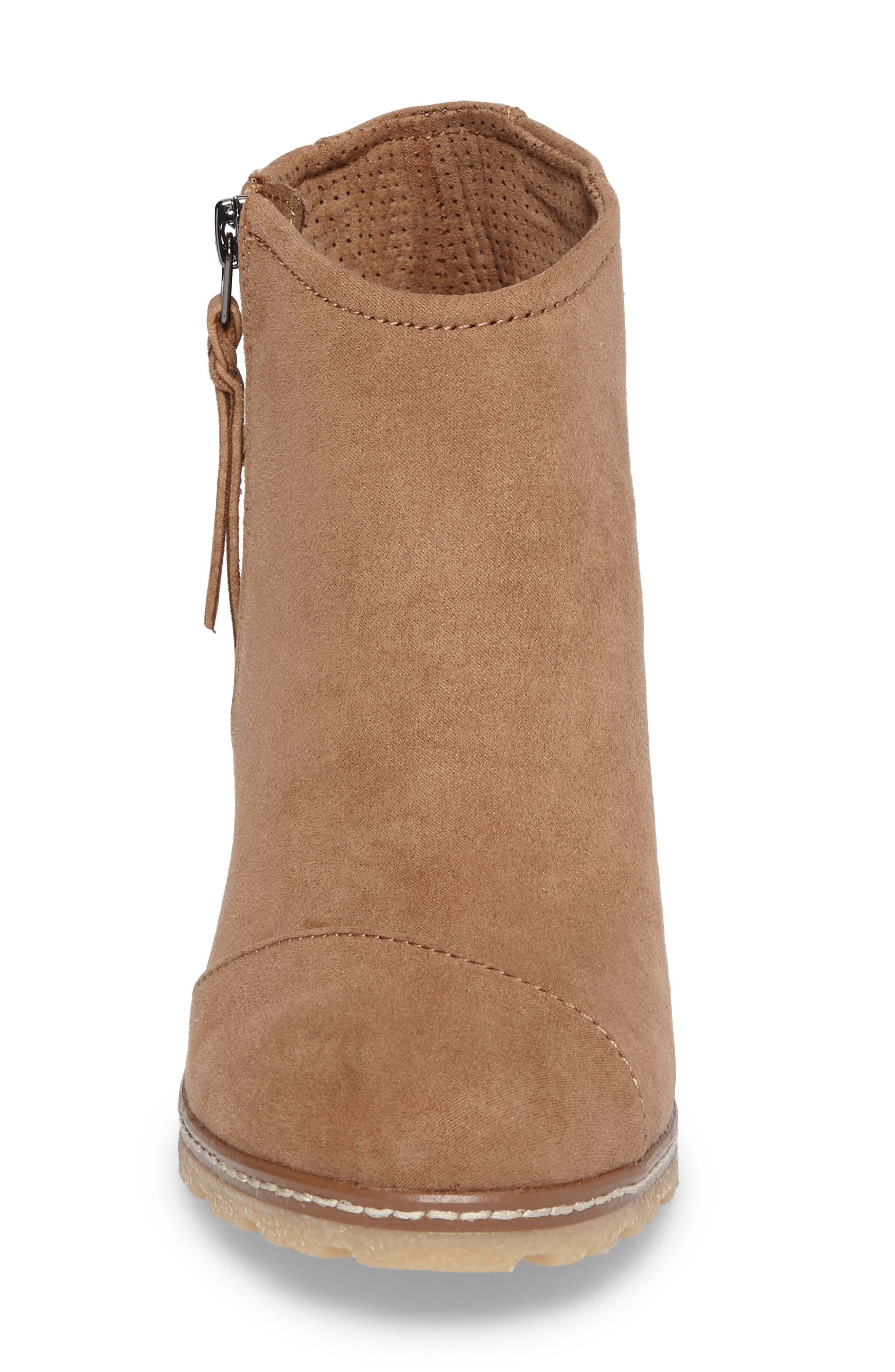 Avery Wedge Bootie,                             Alternate thumbnail 15, color,
