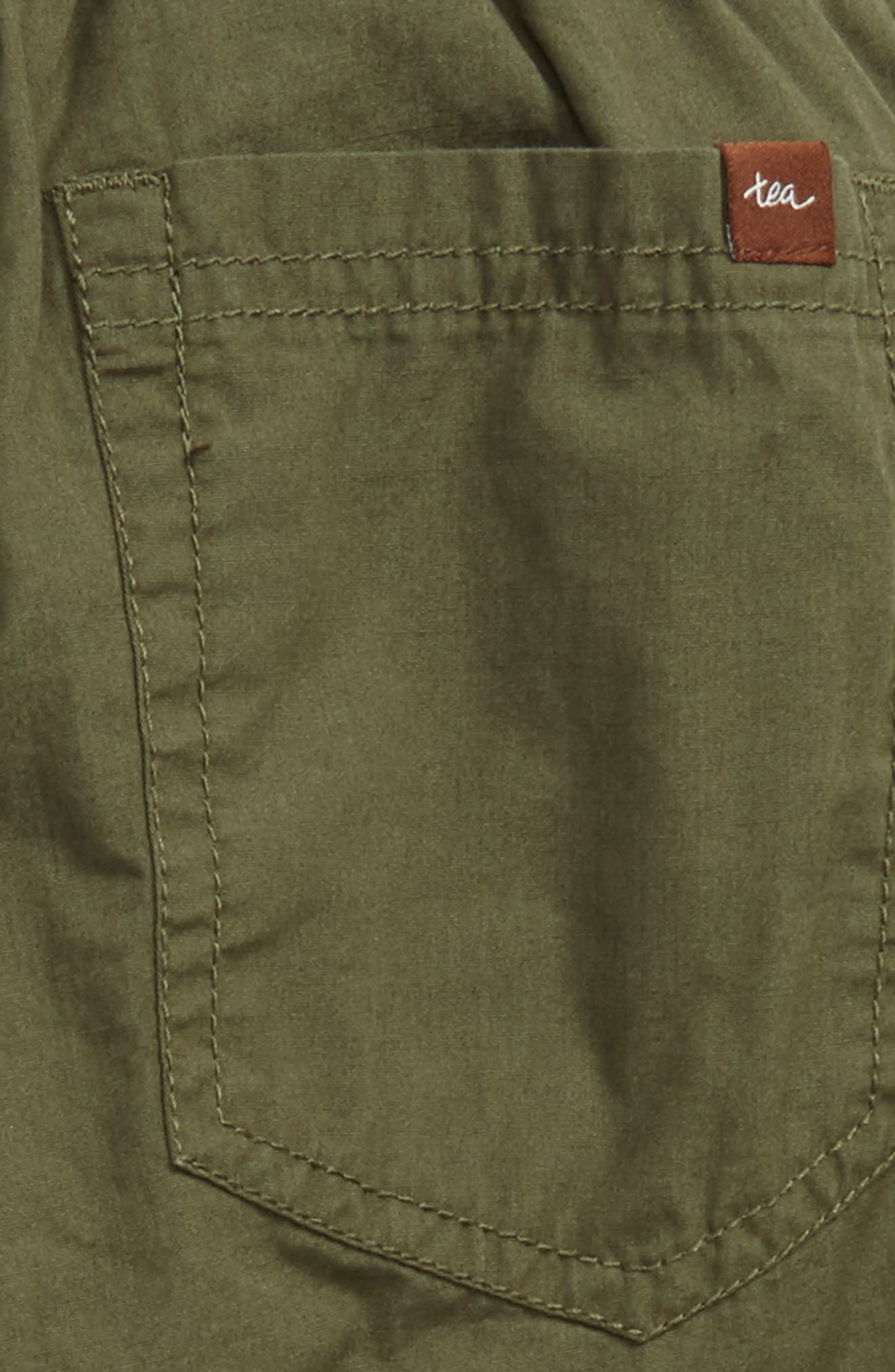 Jersey Lined Pants,                             Alternate thumbnail 3, color,                             050