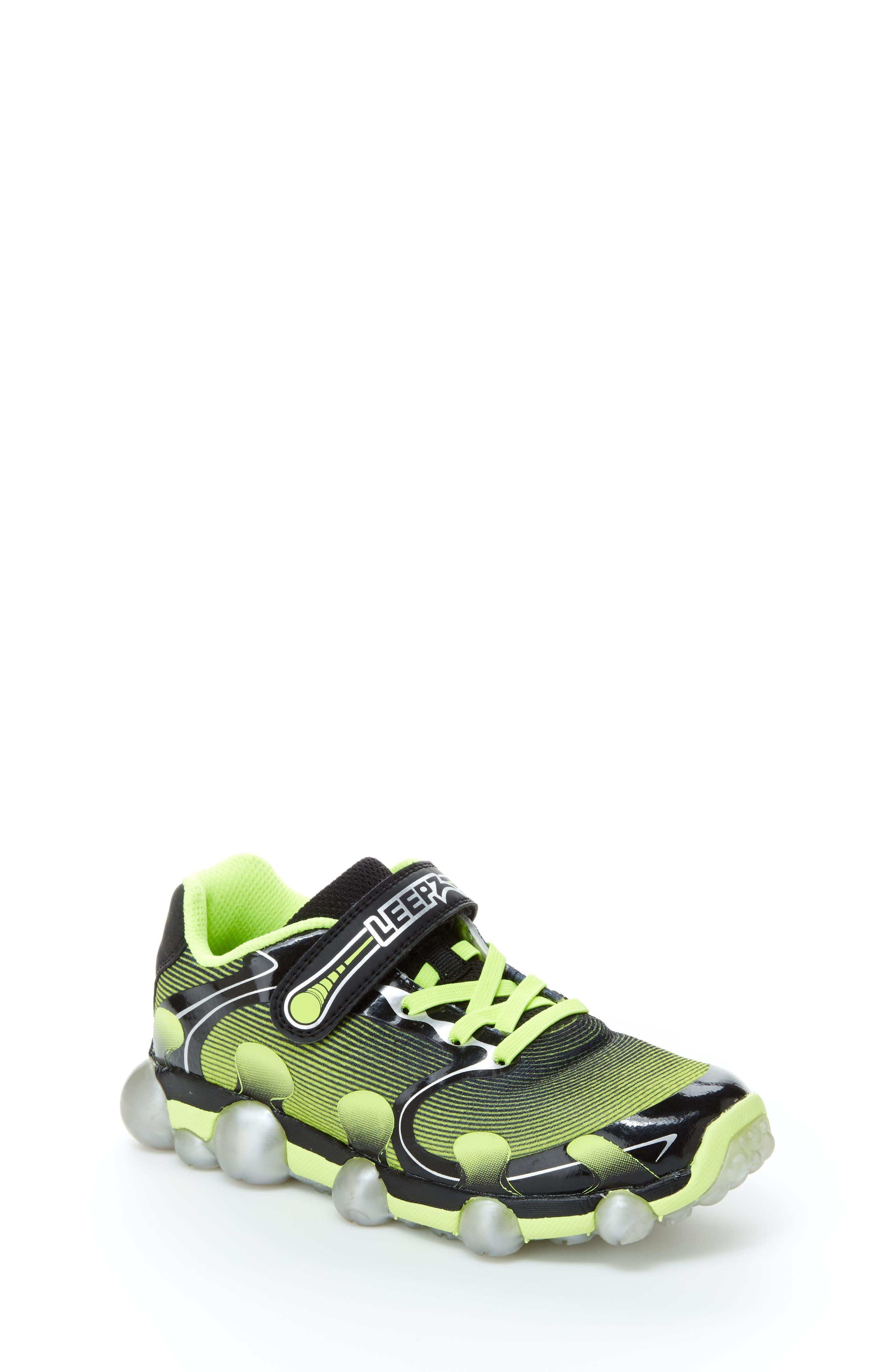 'Leepz' Light-Up Sneaker,                             Main thumbnail 3, color,