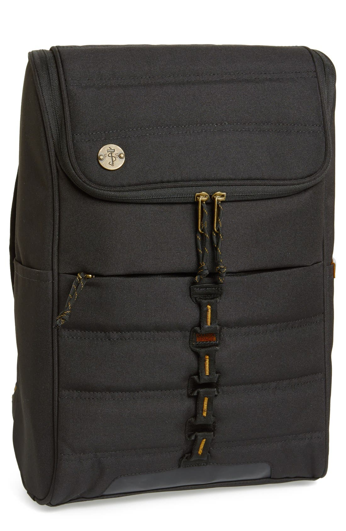 'The Commander' Backpack, Main, color, 001
