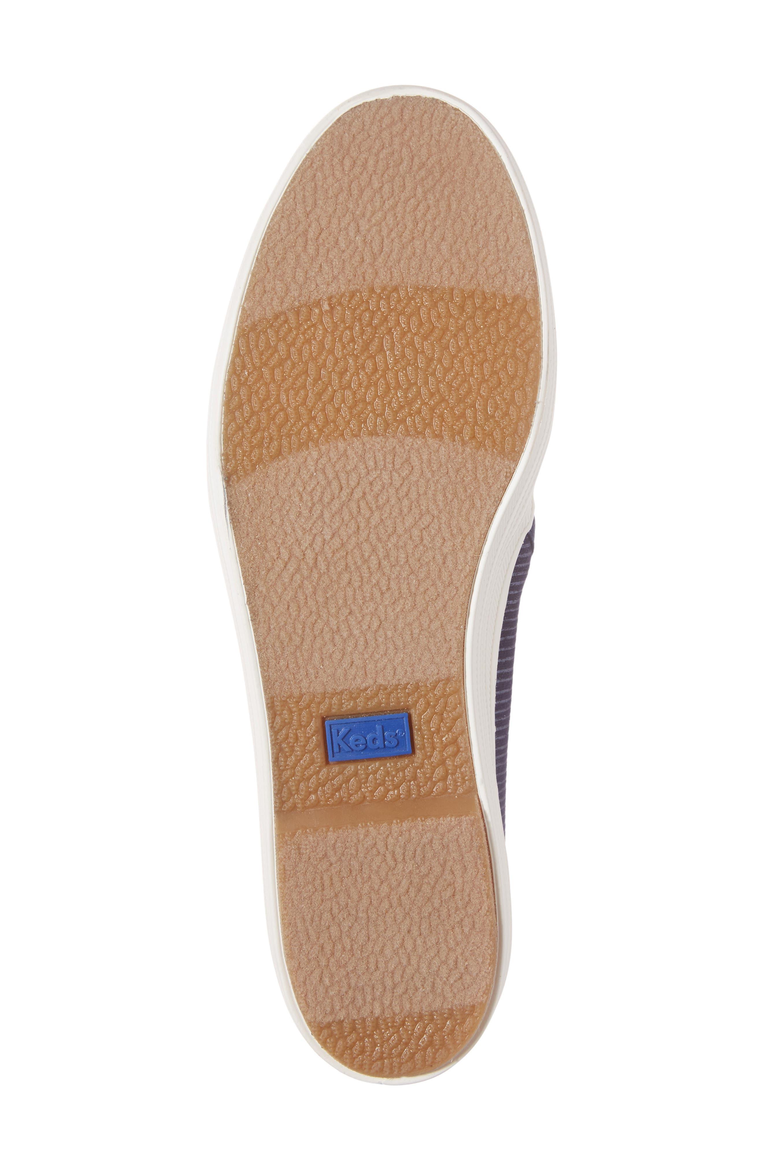 Triple Decker Slip-On Platform Sneaker,                             Alternate thumbnail 47, color,