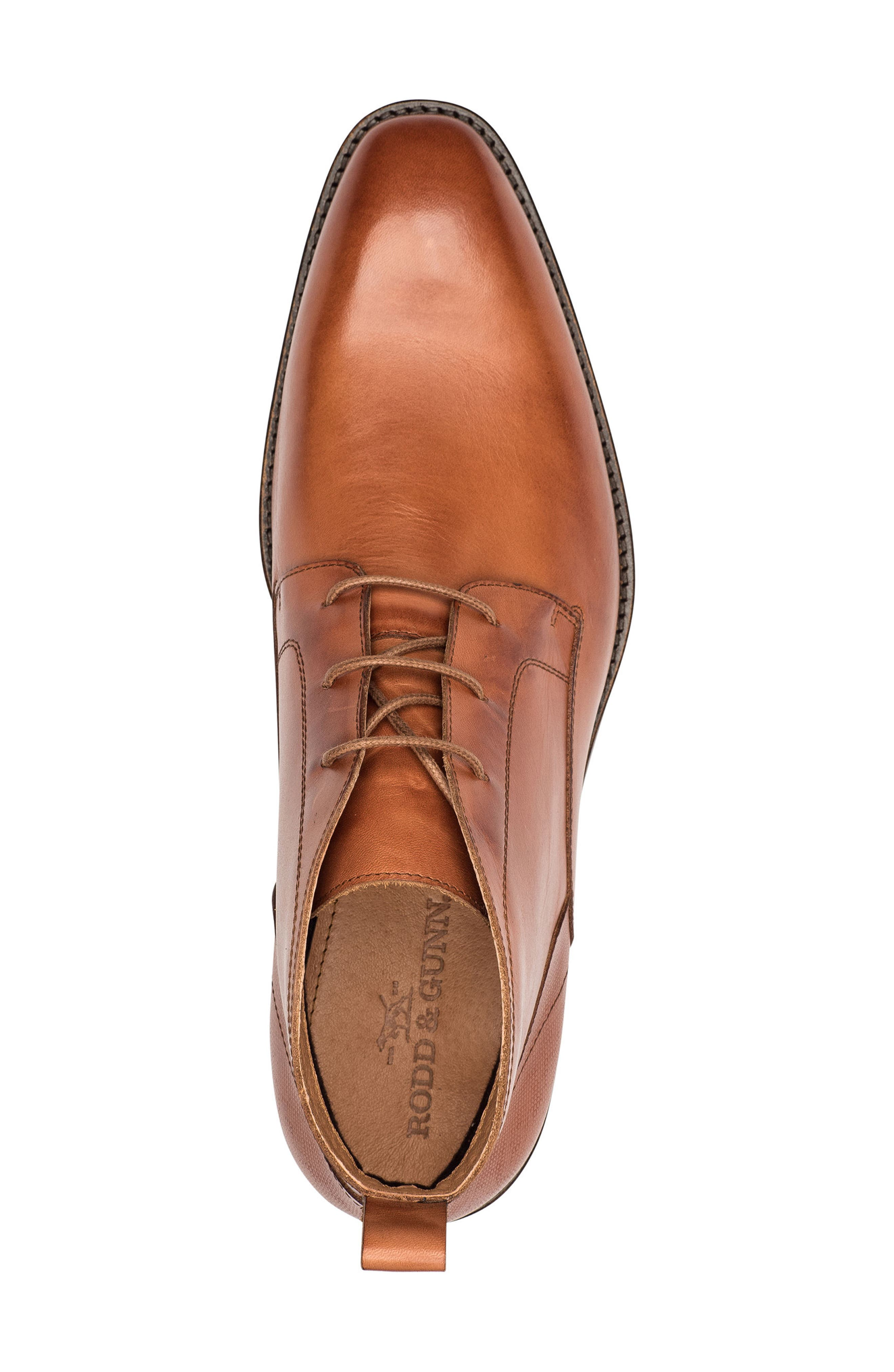 Wellington St. Chukka Boot,                             Alternate thumbnail 4, color,                             TAN