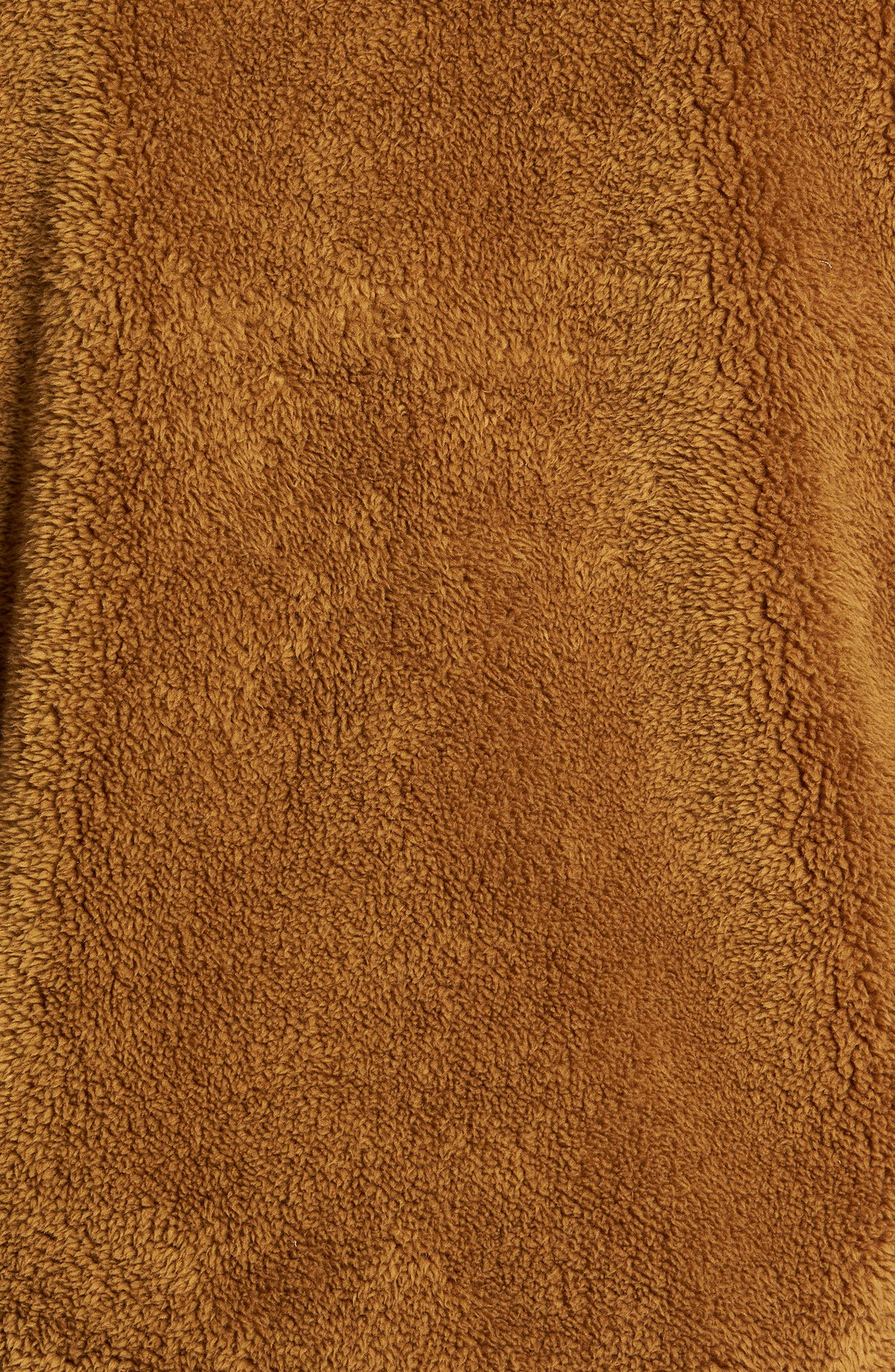 Breakheart Zip Fleece Jacket,                             Alternate thumbnail 5, color,                             BREEN