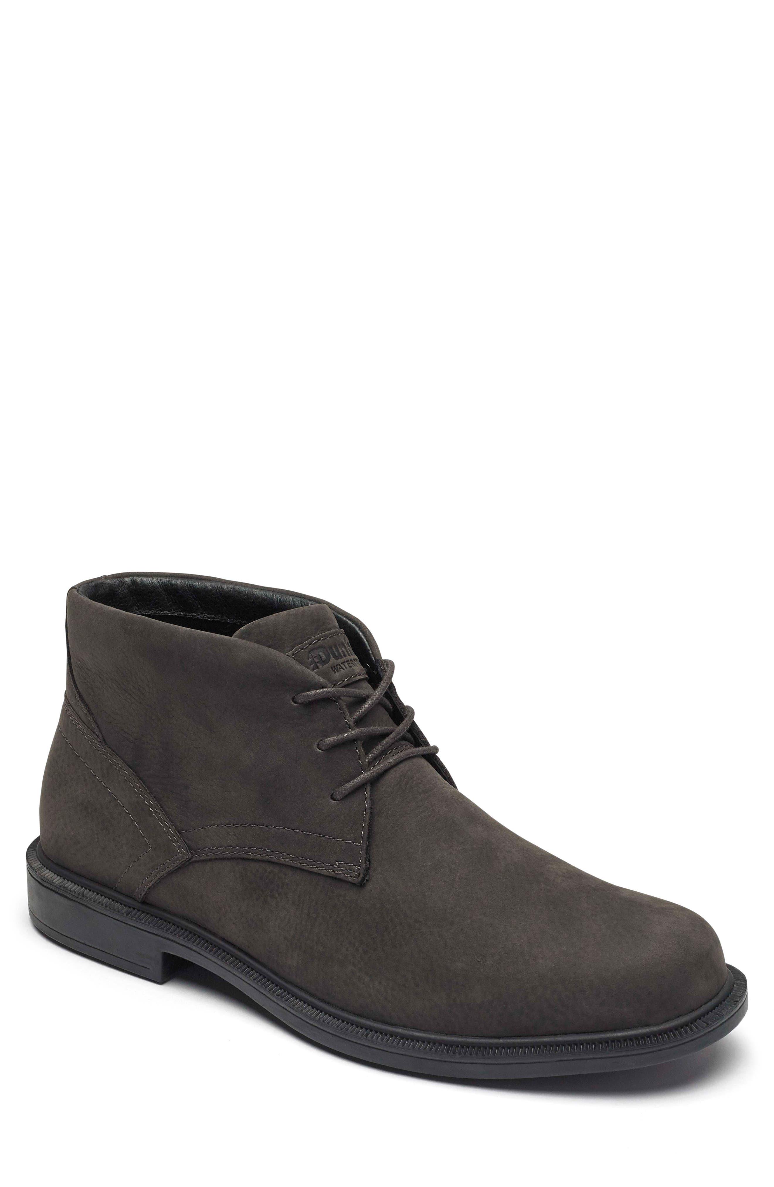 Dunham Jericho Waterproof Chukka Boot