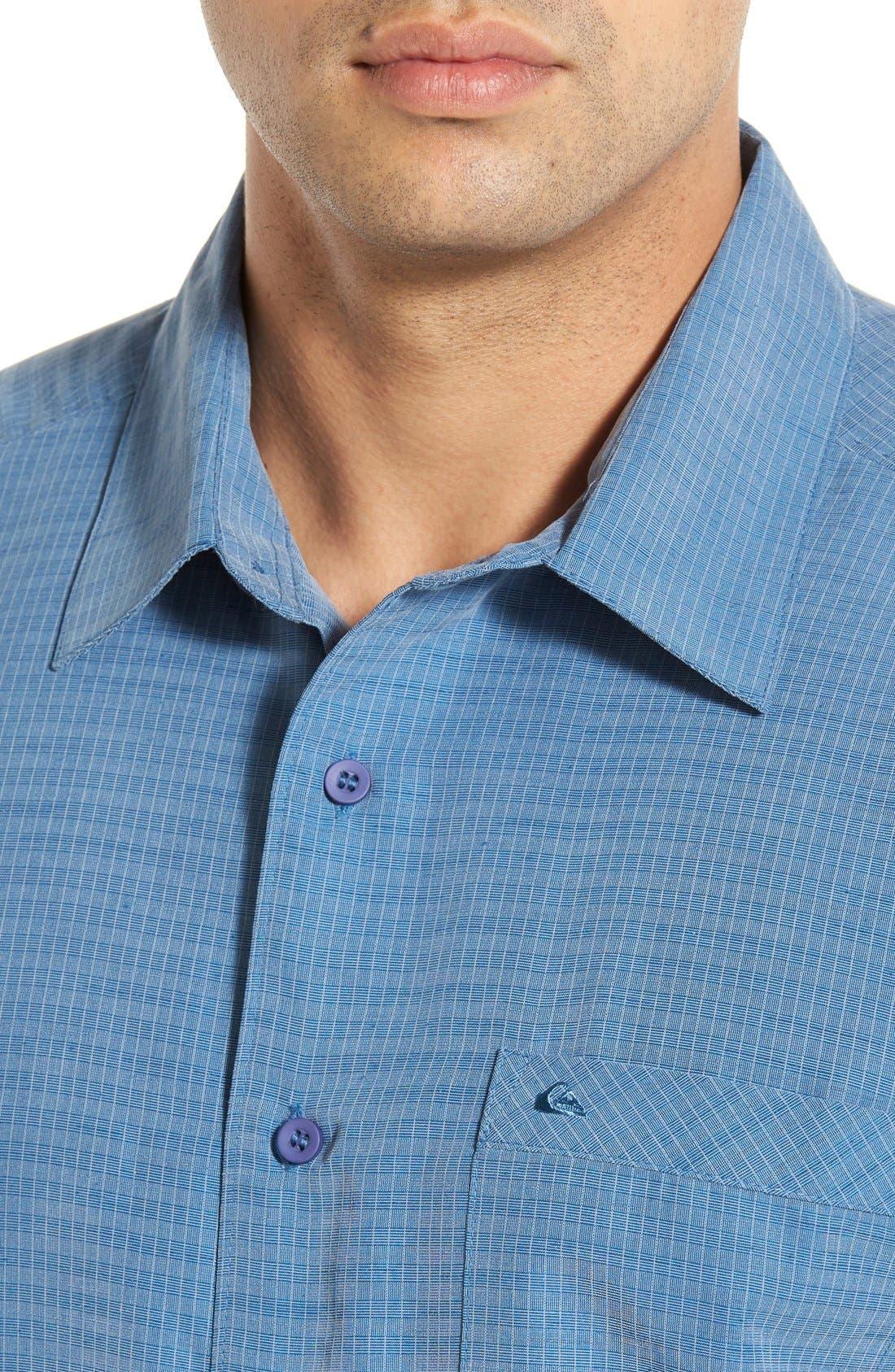 'Centinela 4' Short Sleeve Sport Shirt,                             Alternate thumbnail 89, color,