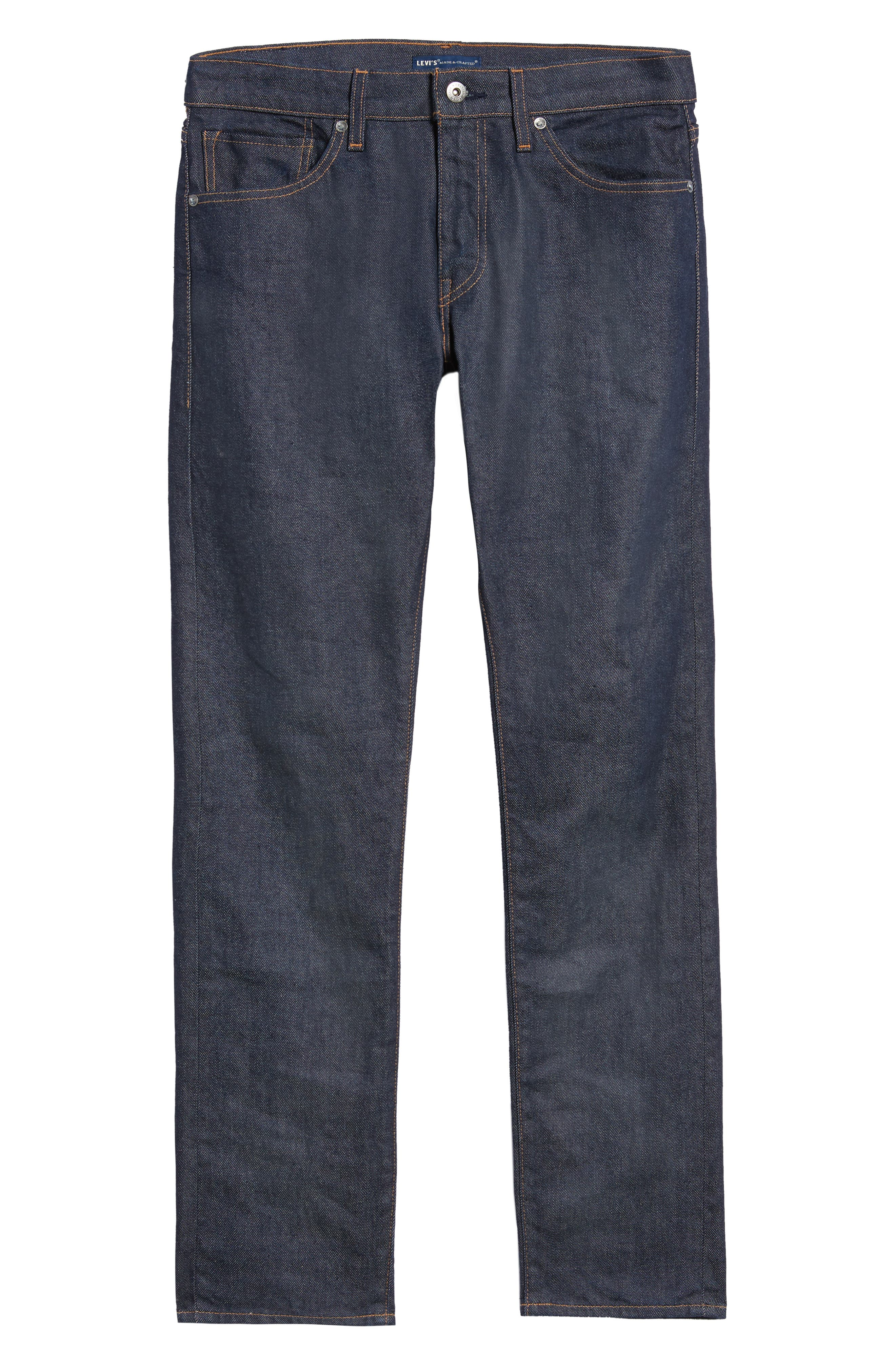 511<sup>™</sup> Slim Fit Jeans,                             Alternate thumbnail 6, color,                             RESIN RINSE