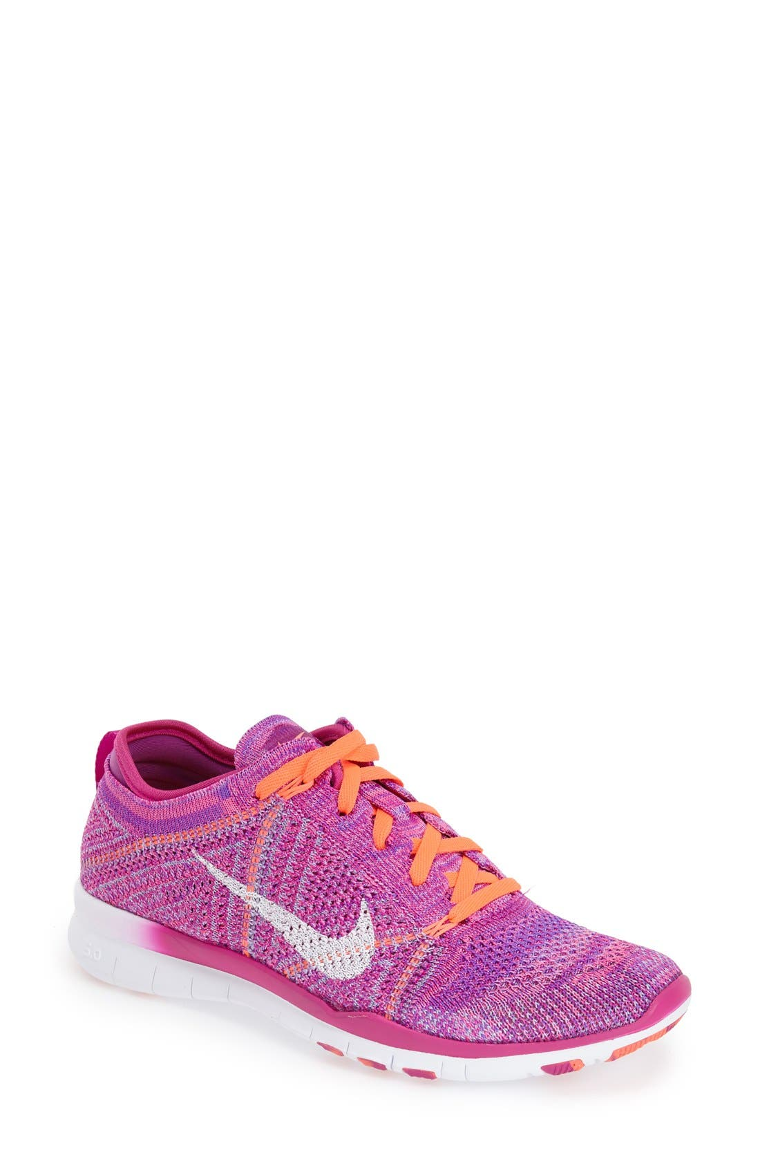 'Free Flyknit 5.0 TR' Training Shoe,                             Main thumbnail 11, color,