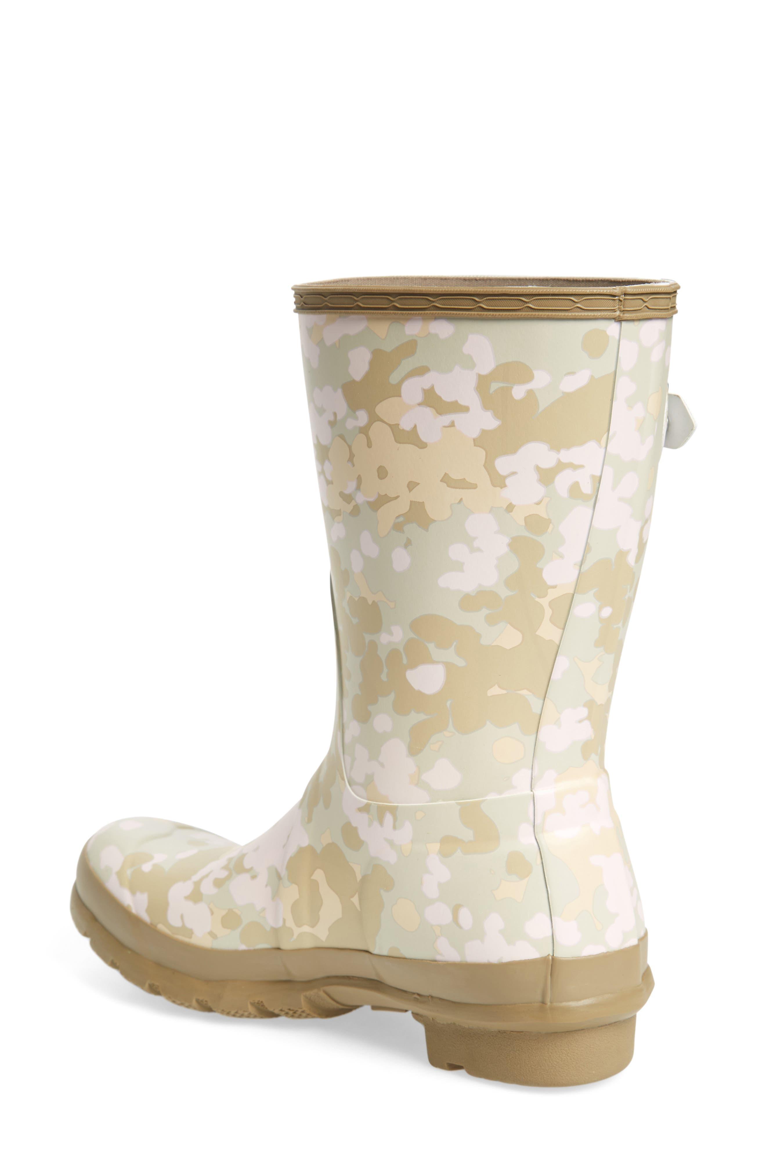 Original Short - Flectarn Rain Boot,                             Alternate thumbnail 4, color,