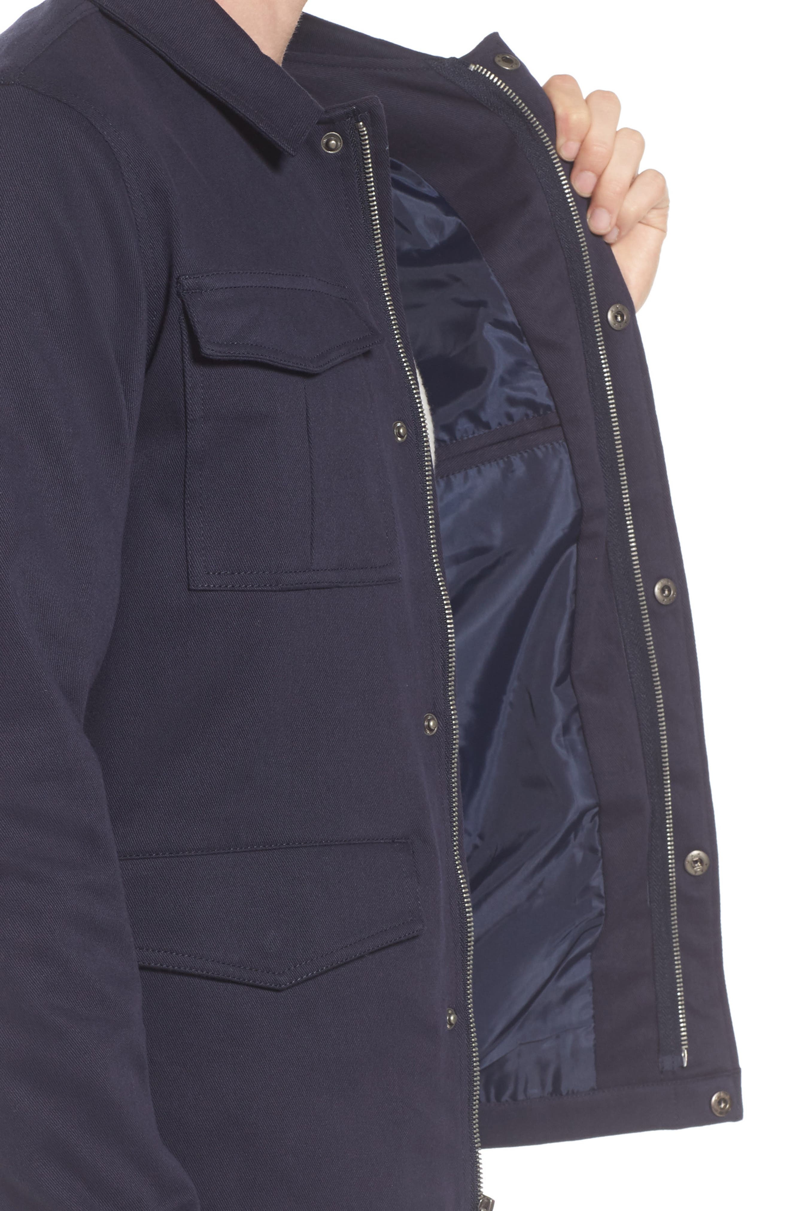 4-Pocket Jacket,                             Alternate thumbnail 6, color,