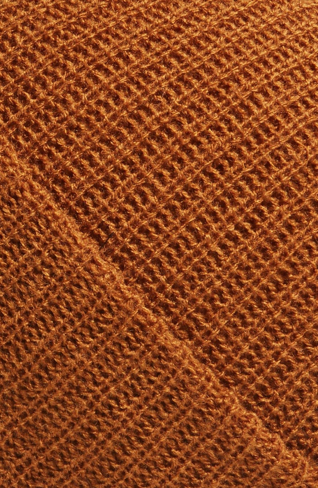 'Quartz' Solid Knit Cap,                             Alternate thumbnail 12, color,