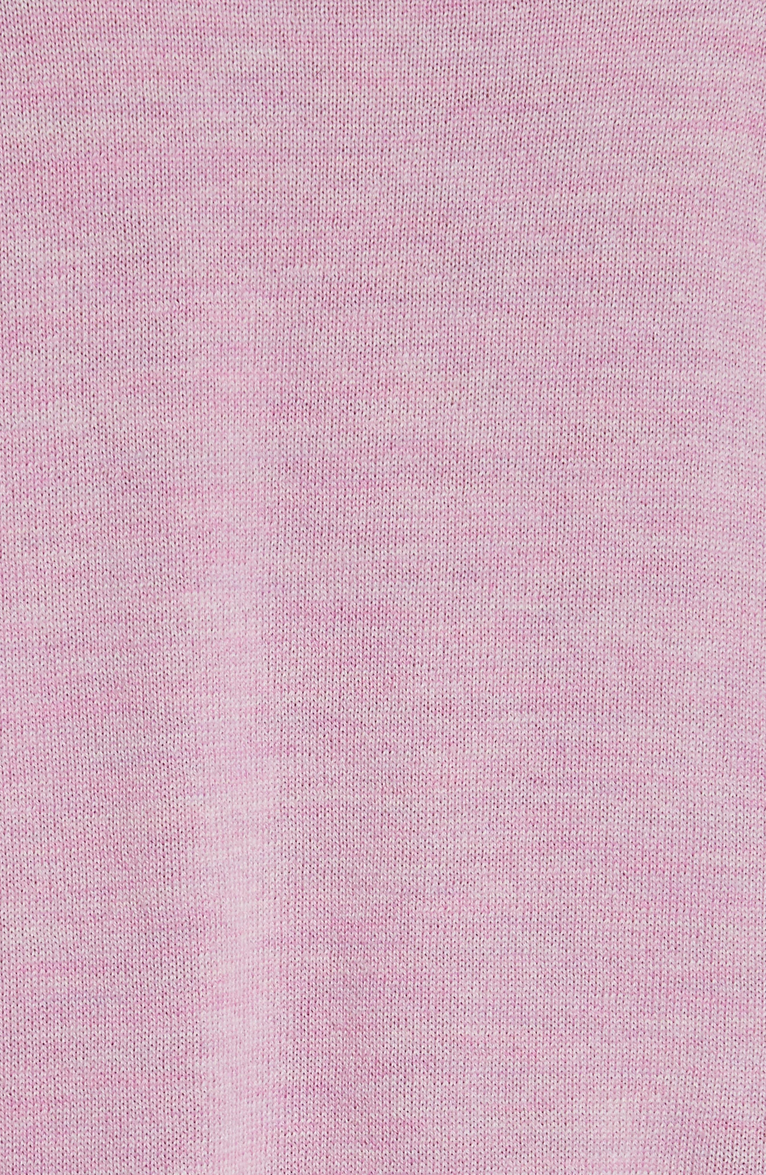 Turtleneck Merino Wool Sweater,                             Alternate thumbnail 5, color,                             691