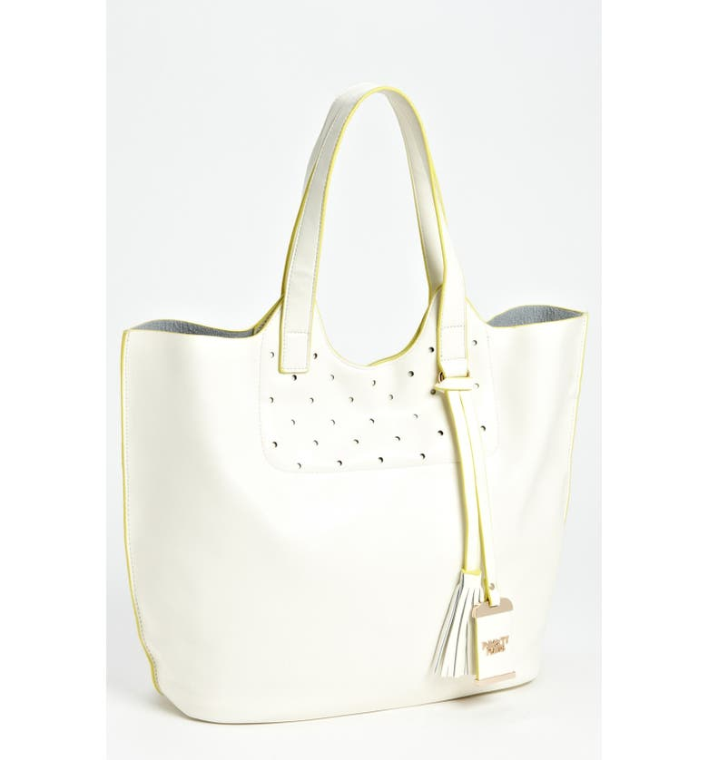 2107a41fc9 POVERTY FLATS by rian  Colorful  Faux Leather Tote