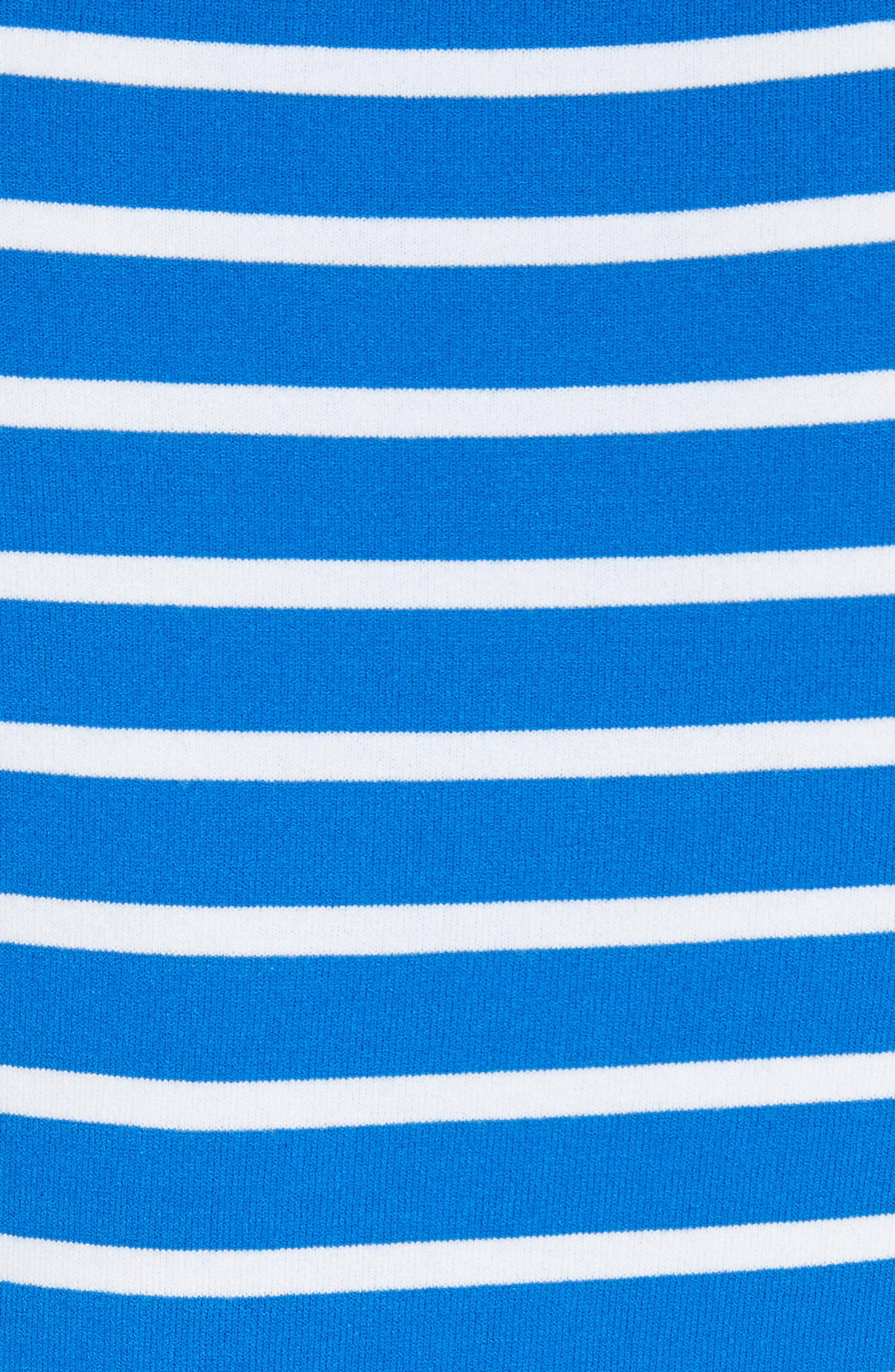 Stripe Tee,                             Alternate thumbnail 5, color,                             477