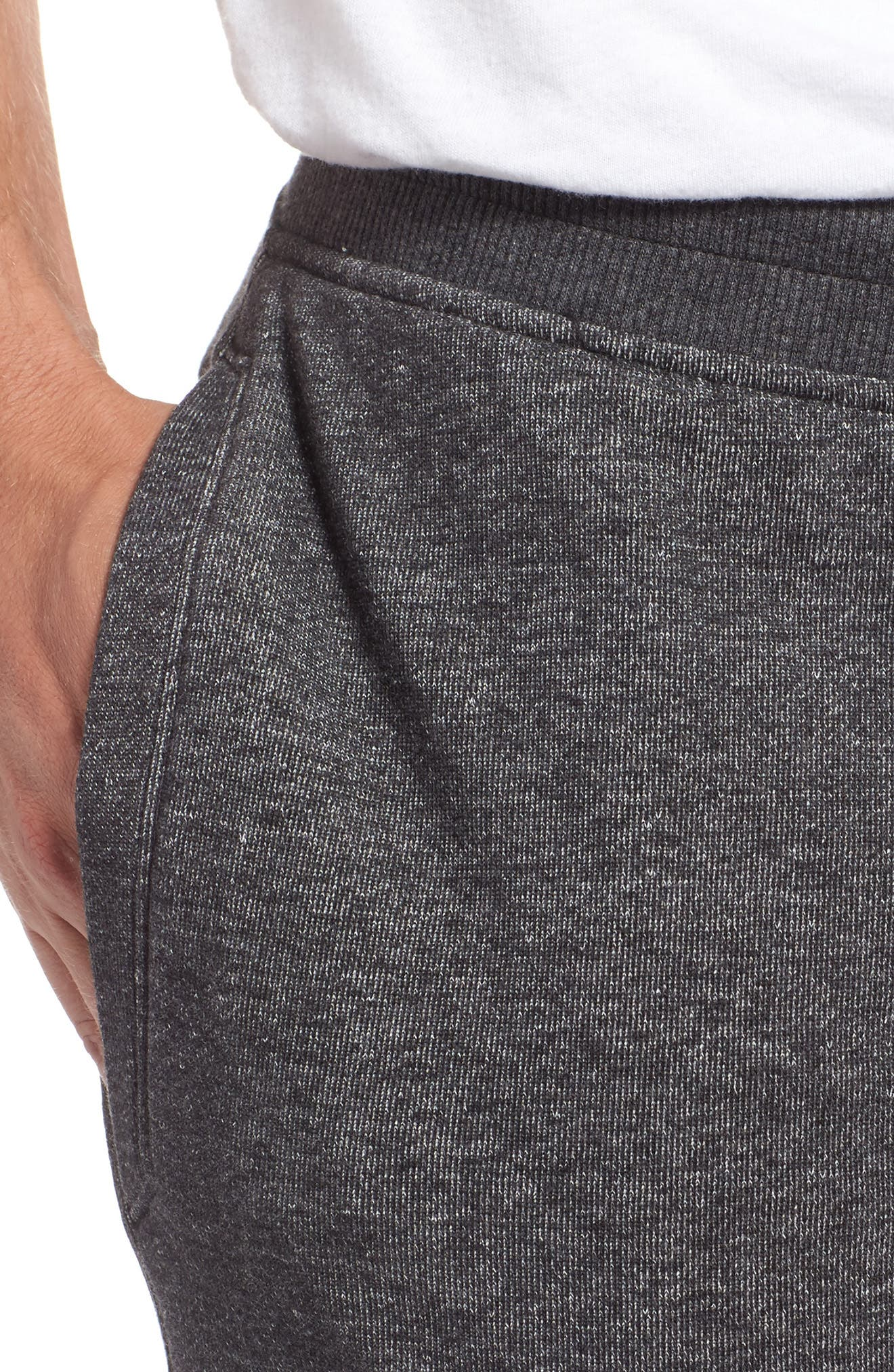 Terry Knit Athletic Shorts,                             Alternate thumbnail 4, color,                             020