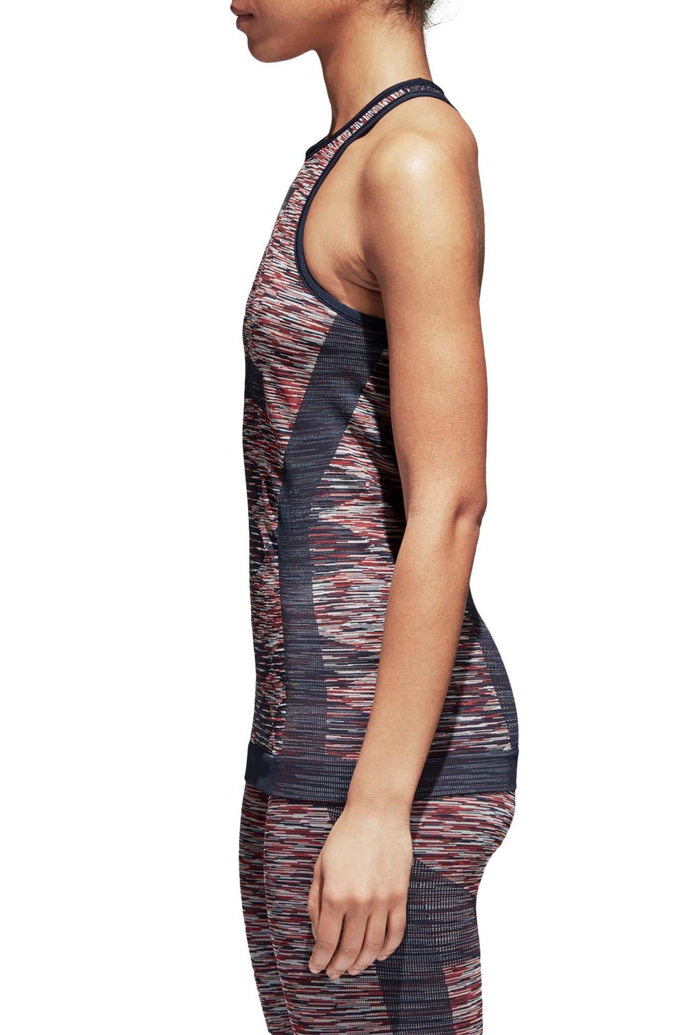 Yoga Seamless Space Dye Tank,                             Alternate thumbnail 2, color,                             415