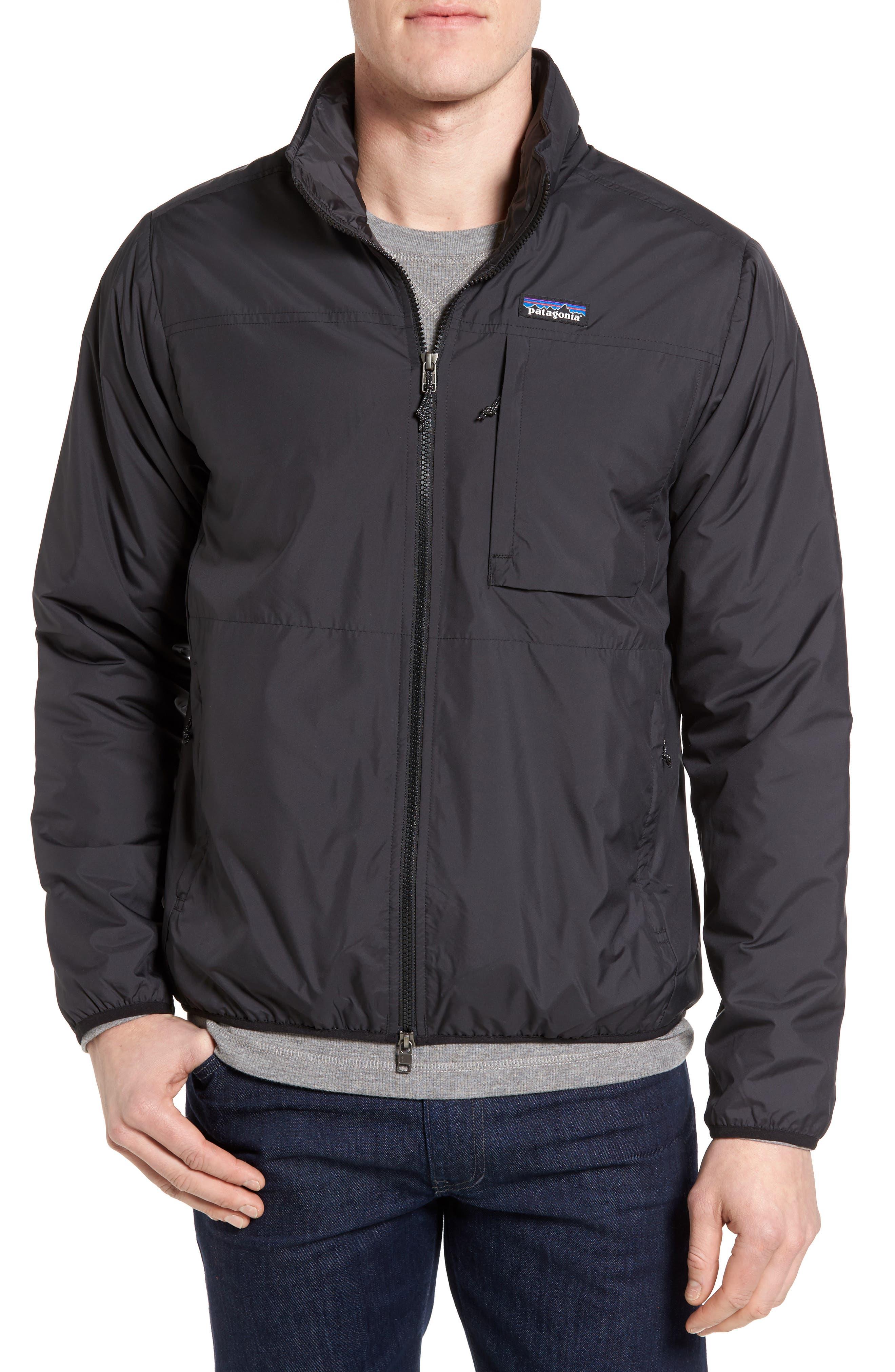 Crankset Regular Fit Jacket,                         Main,                         color, BLACK