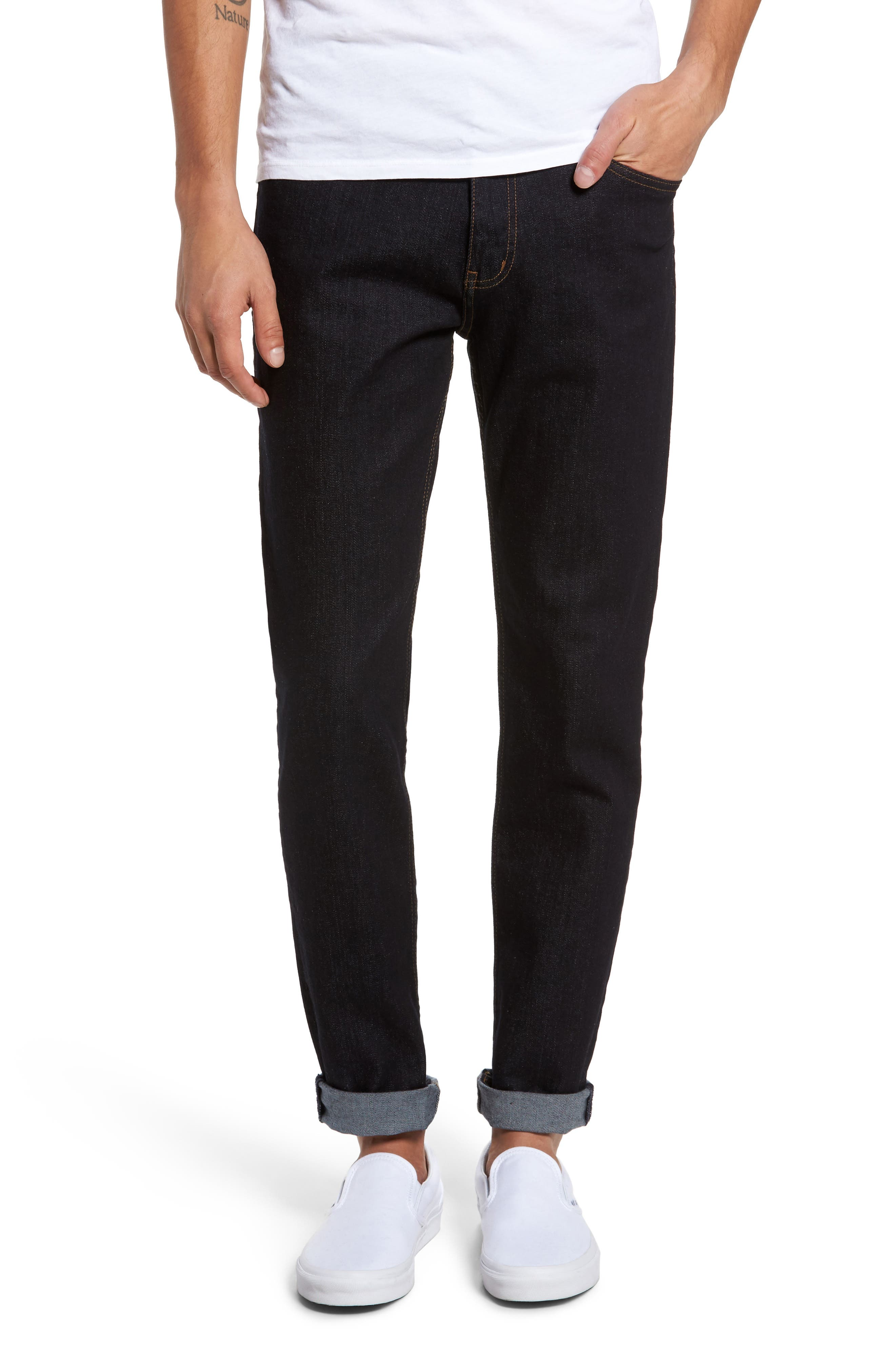 James Relaxed Fit Jeans,                             Main thumbnail 1, color,                             400