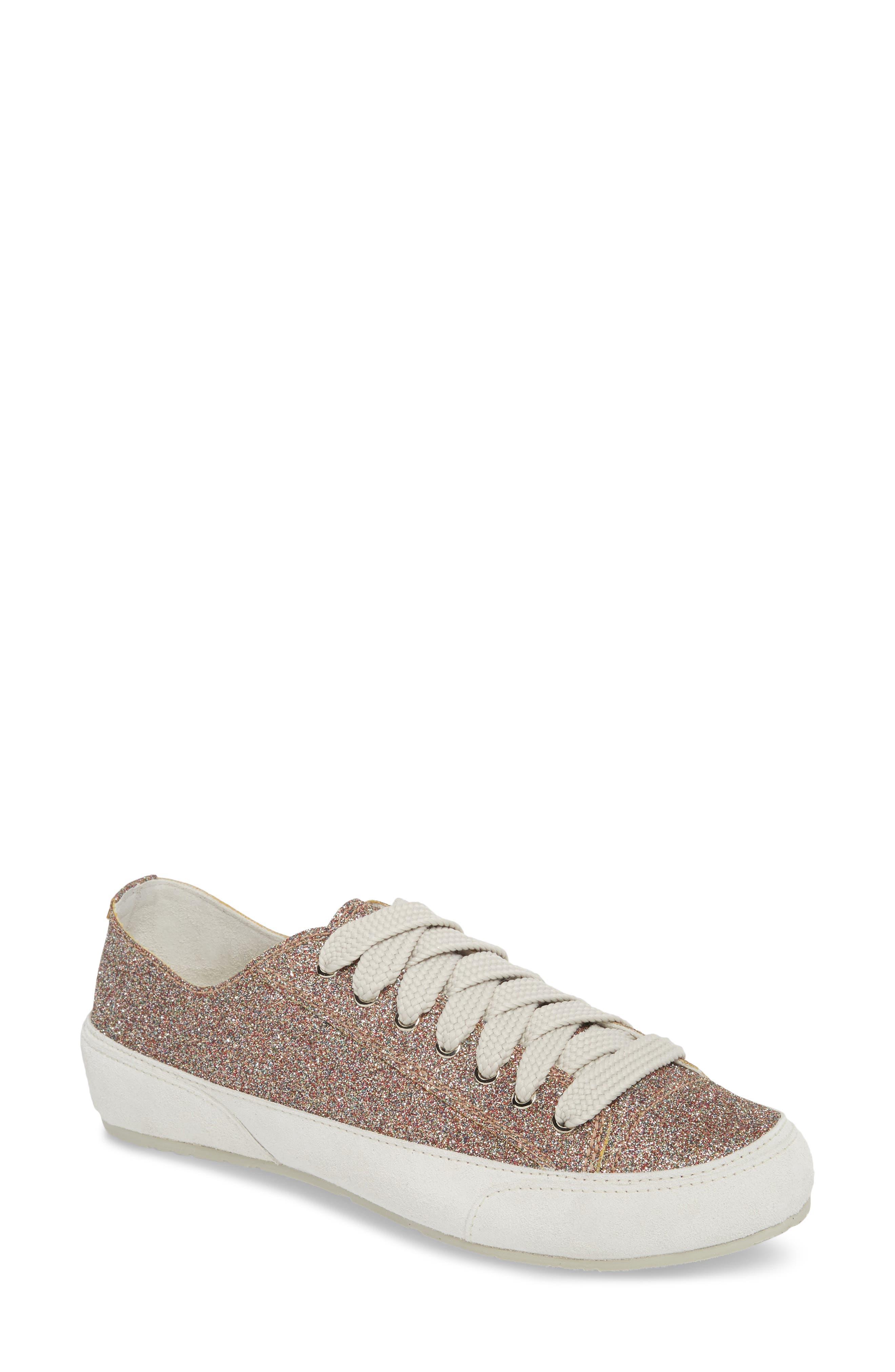 Parson Glitter Sneaker,                             Main thumbnail 1, color,